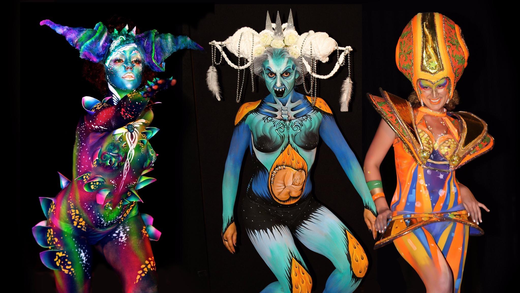 The Australian Body Art Awards