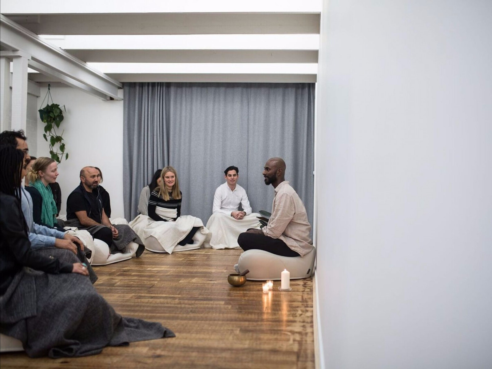 Quiet mornings: Learn to meditate with A—Space