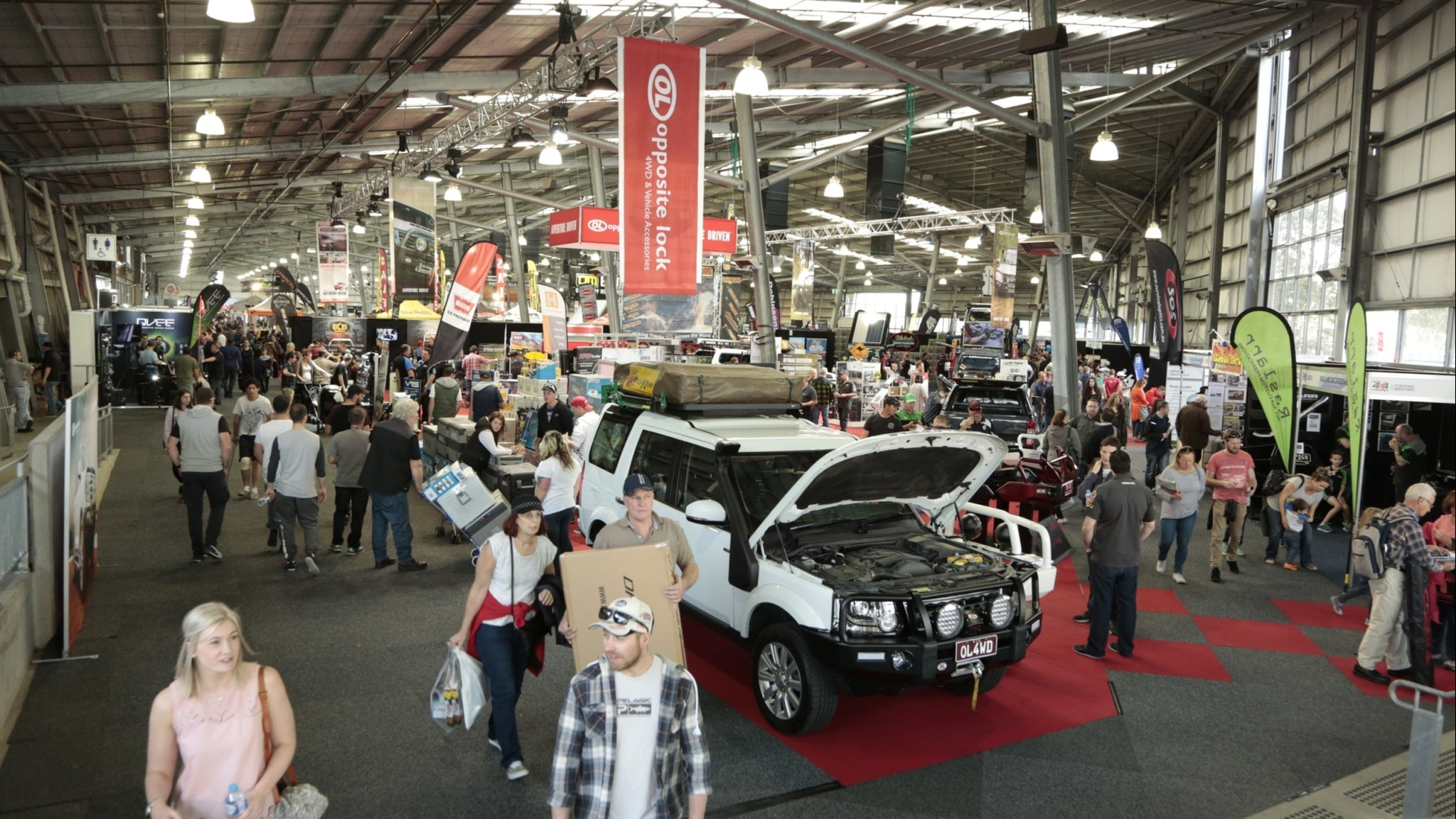 National 4x4 Outdoors Show, Fishing and Boating Expo