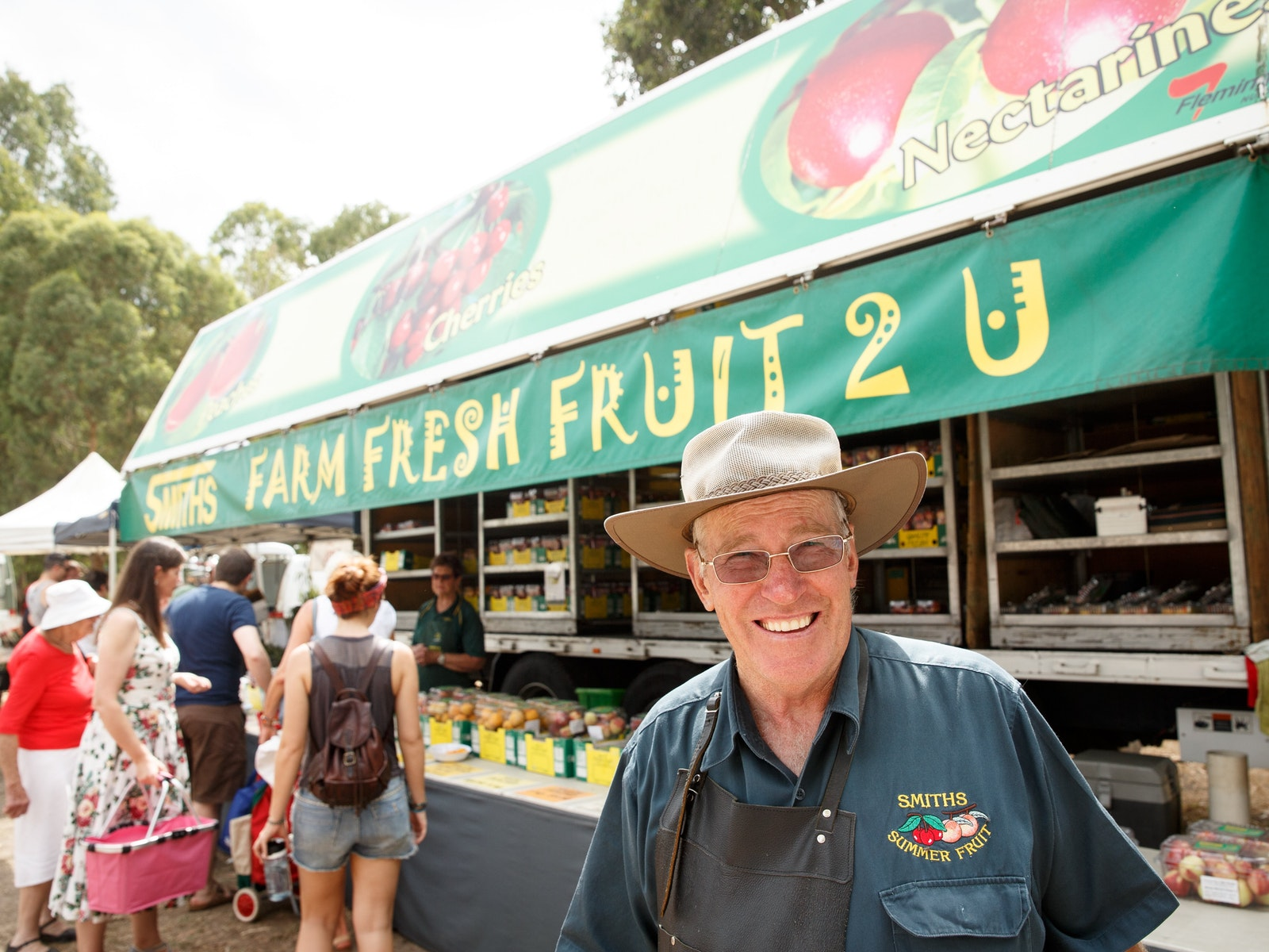 Smiths Farm Fresh Fruit