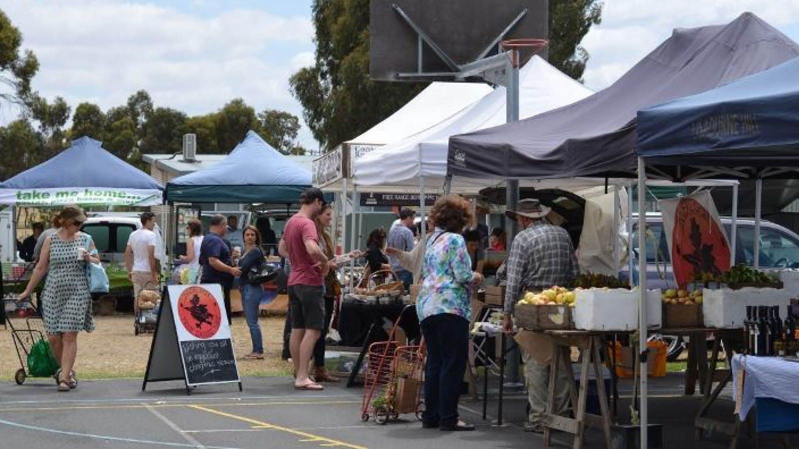 Coburg Farmers Market