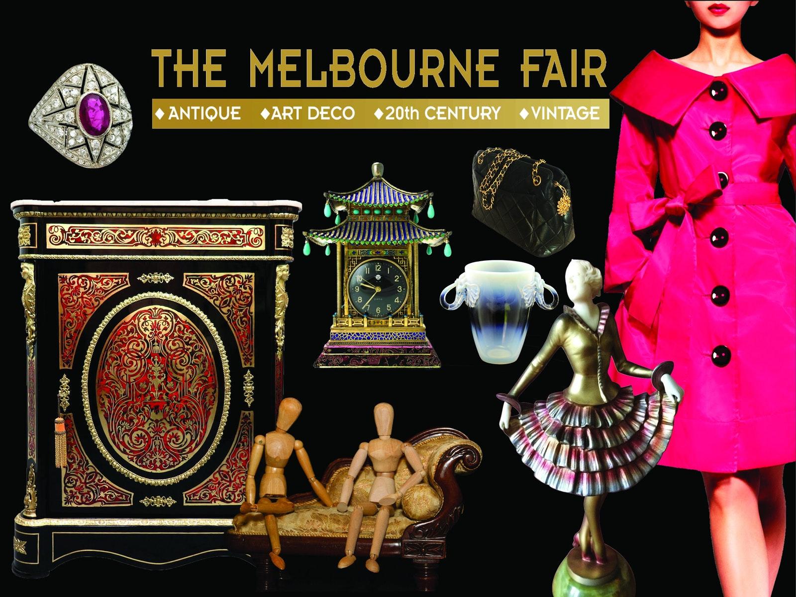 The Melbourne Fair
