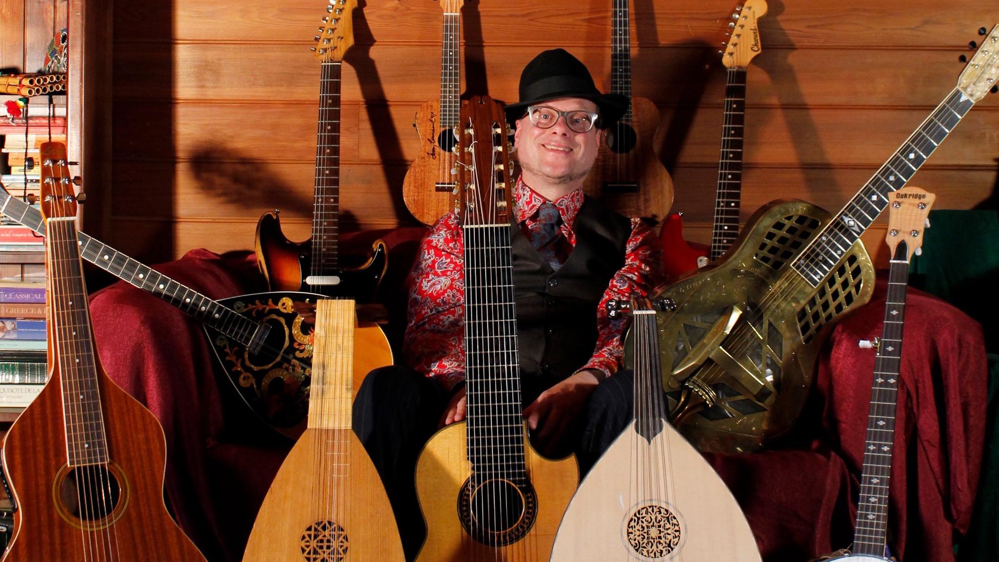 Matthew Fagan- Lord of the Strings