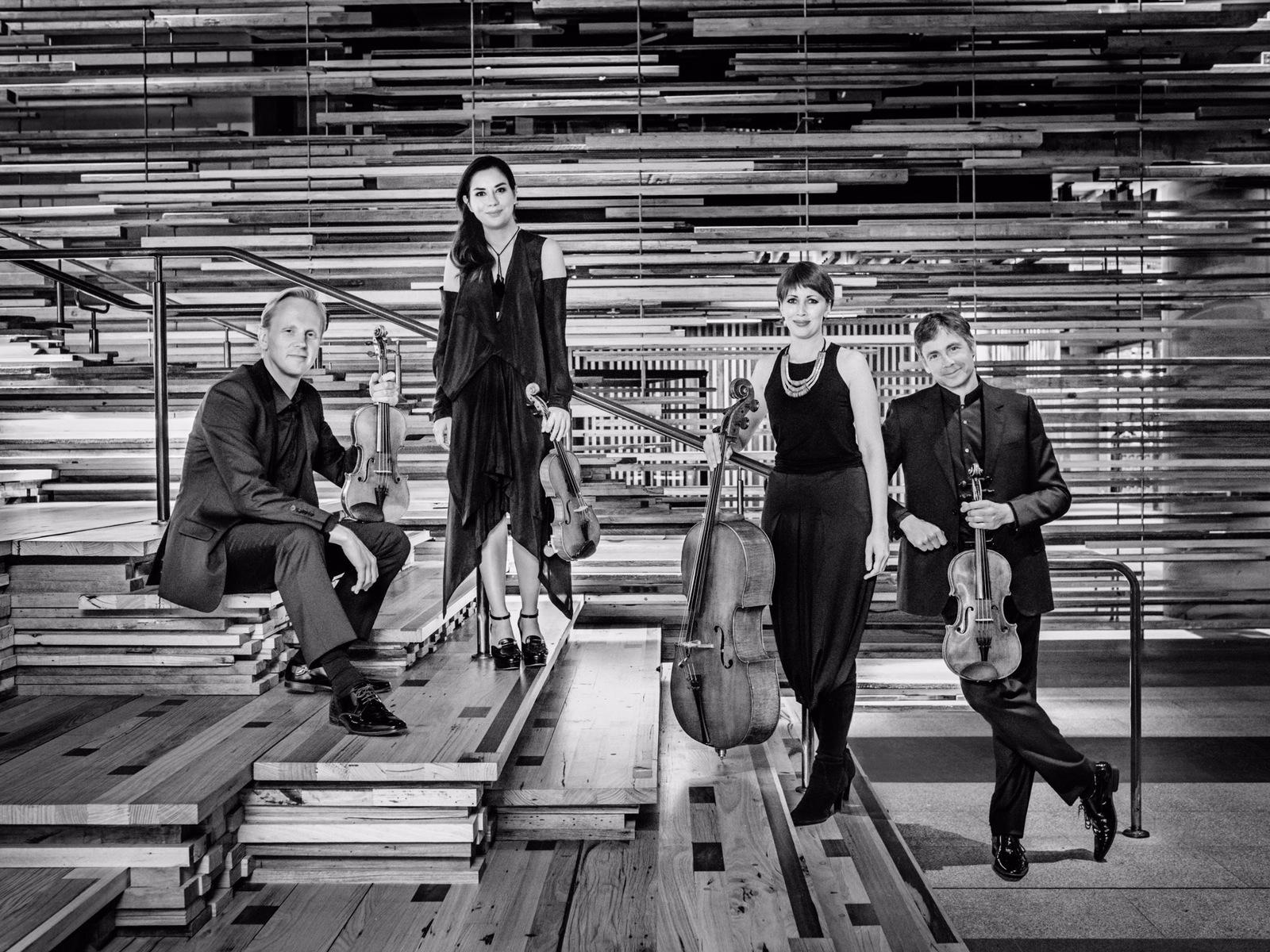MSO and the Australian String Quartet