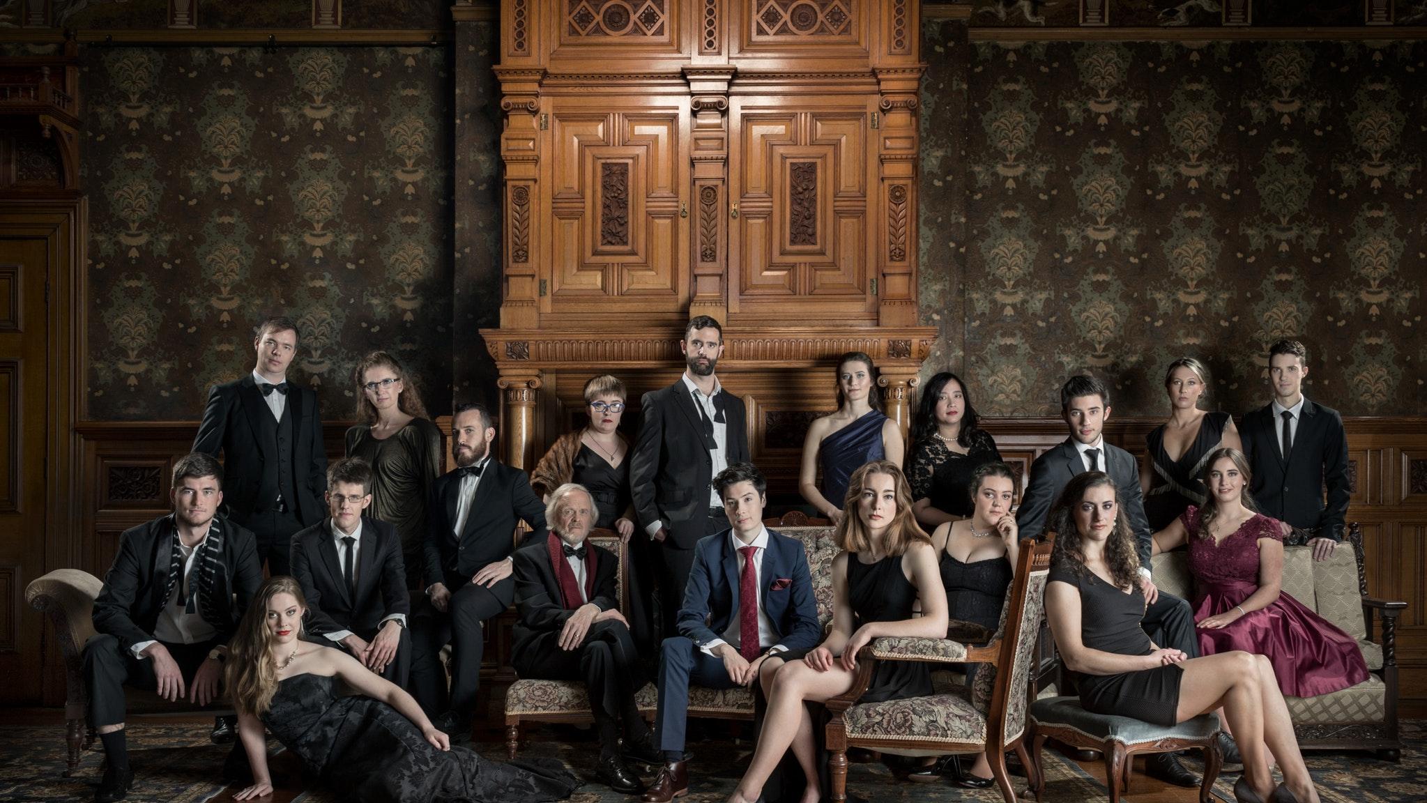 A Baroque Christmas - Australian Chamber Choir Brighton, Event ...