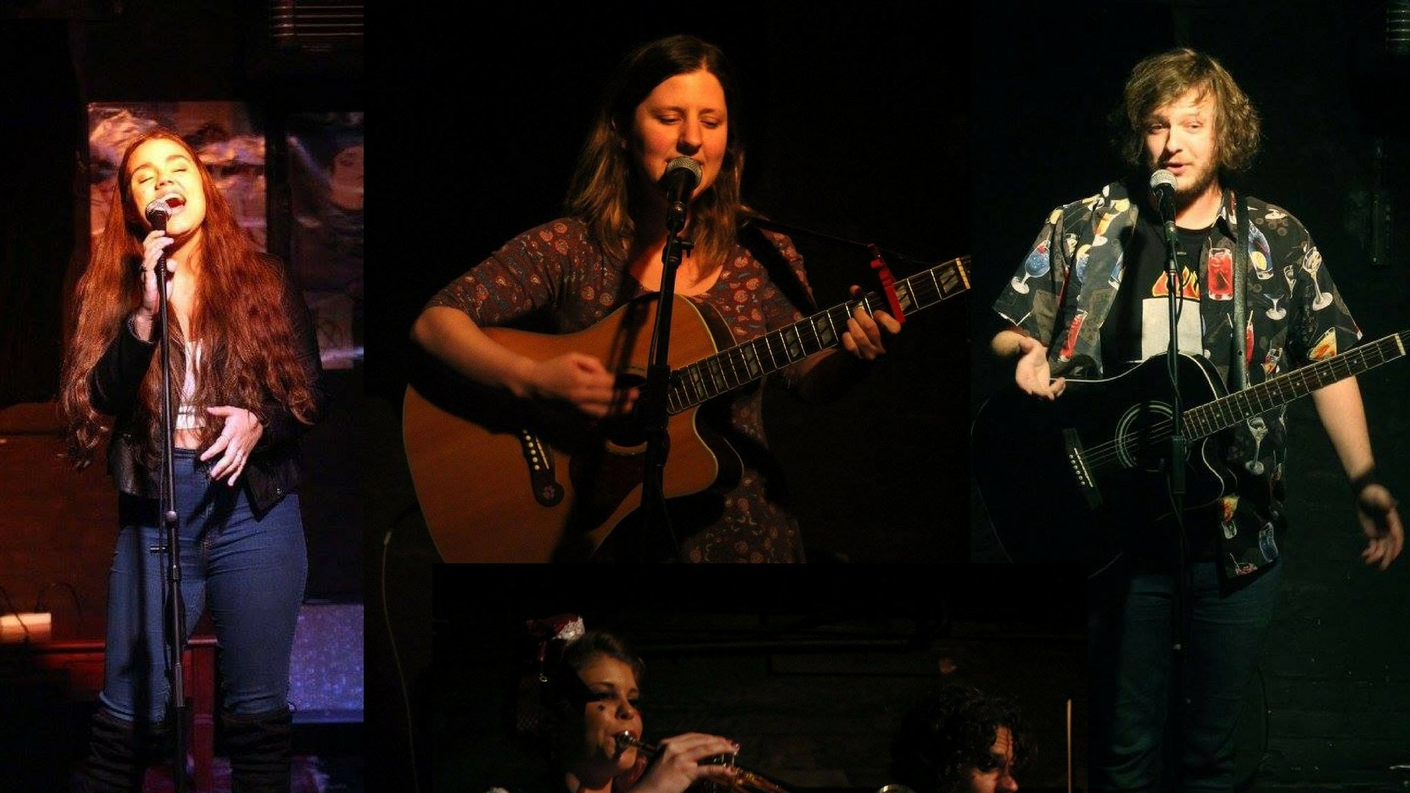Thursday Live Music Gigs at Club Voltaire