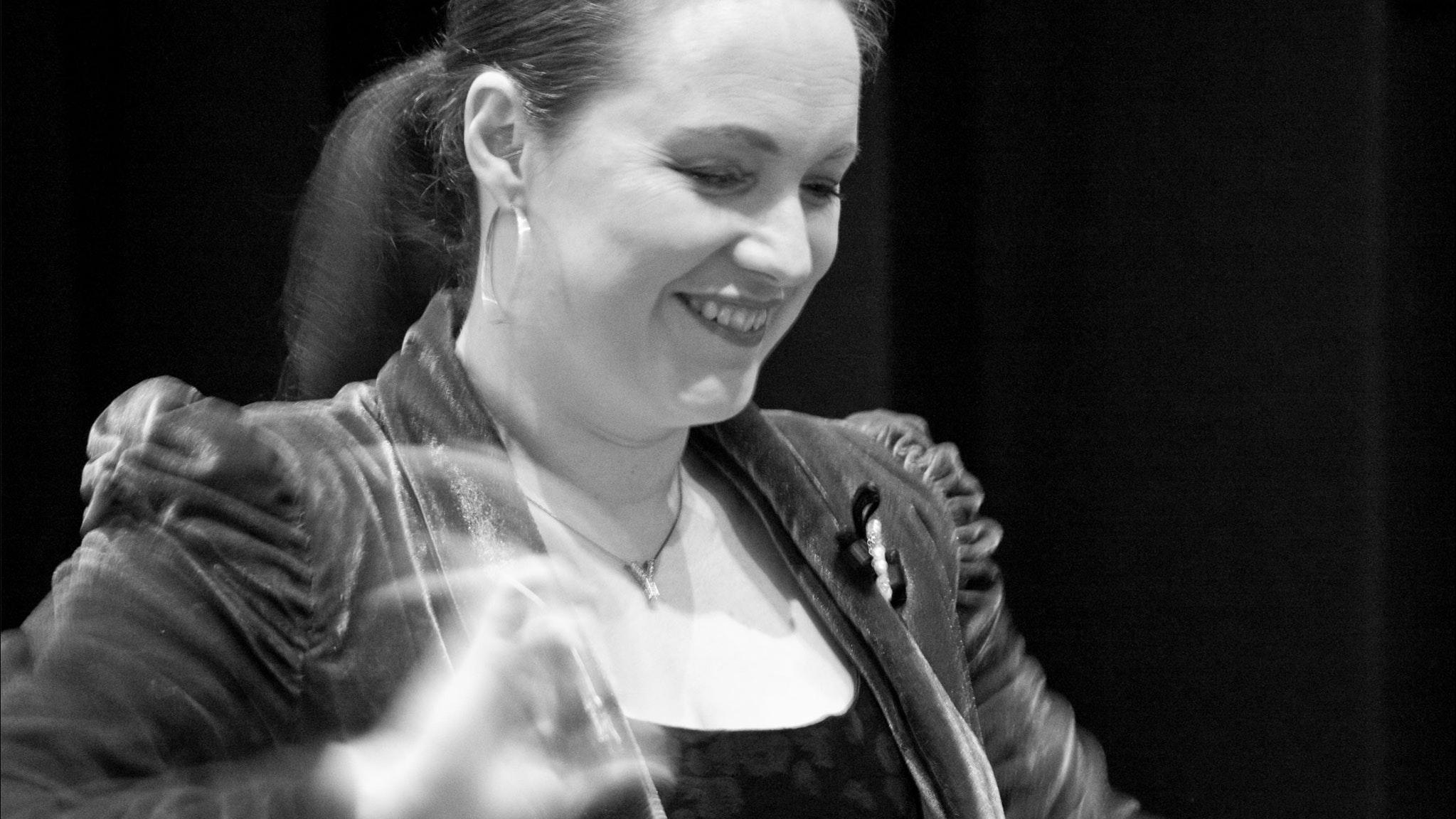 Yvette Johansson is much loved regular at Bird's, she will be returning on the 1st of November