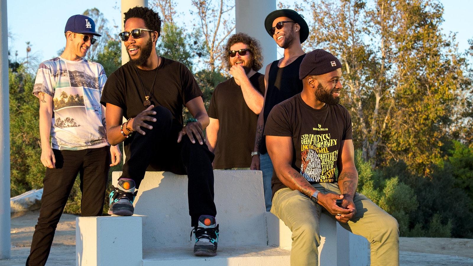 Cory Henry & The Funk Apostles (USA)