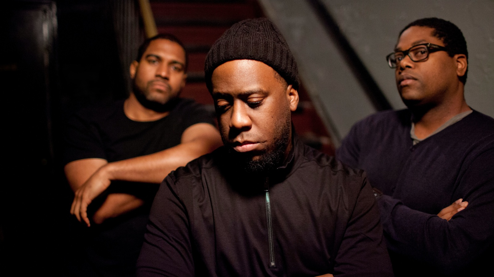 Robert Glasper Trio, Melbourne International Jazz Festival 2016