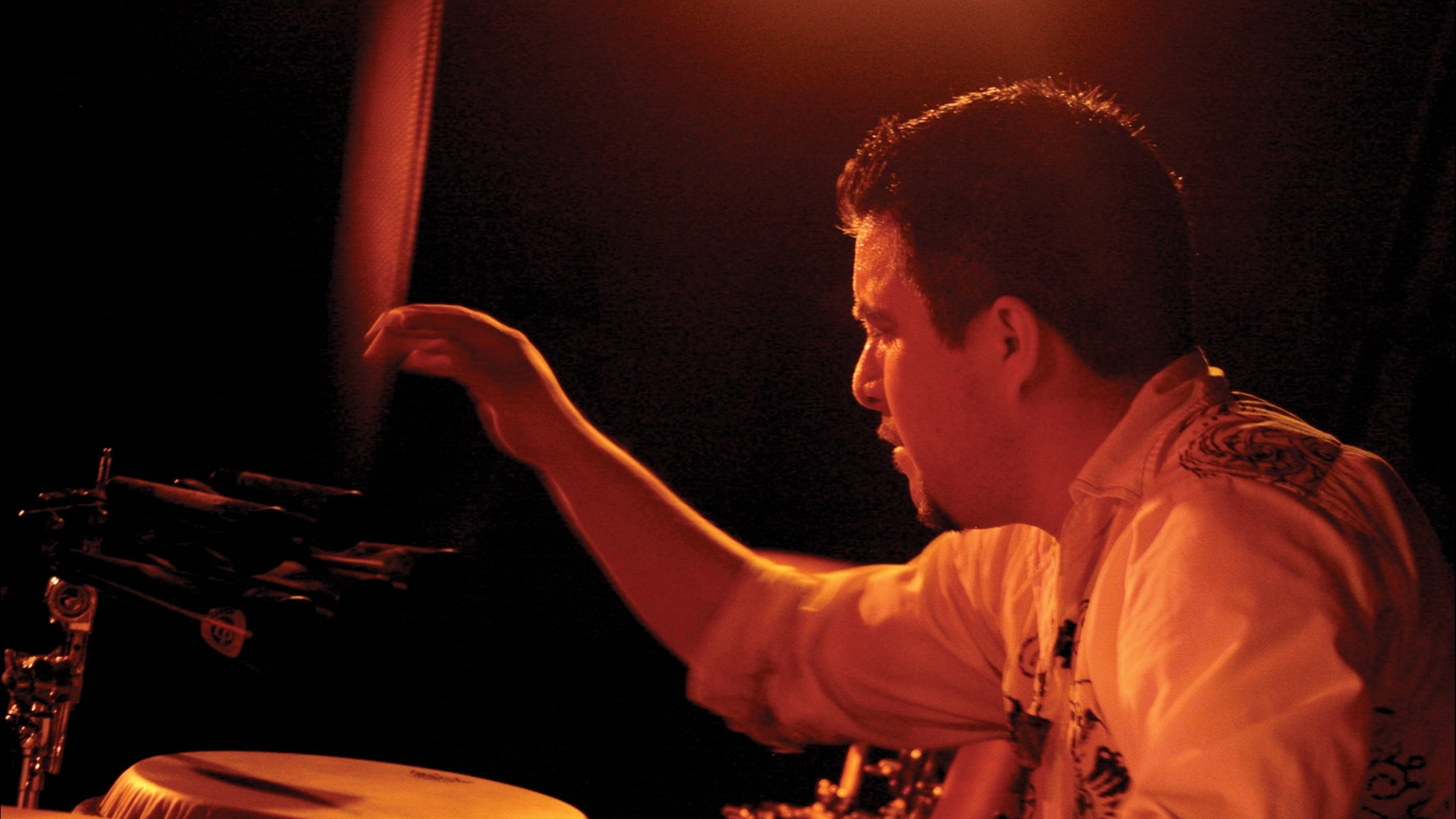 Samuel Torres is a Colombian percussionist, composer and arranger.