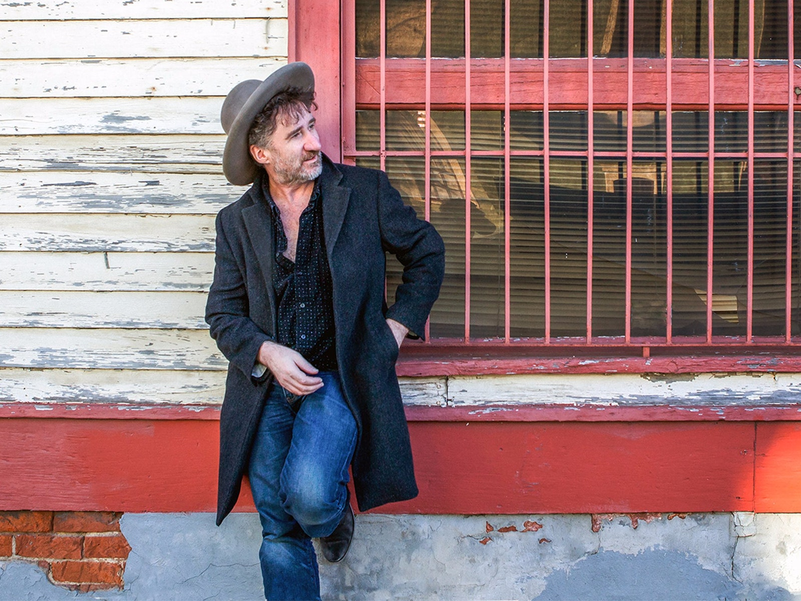 Jon Cleary will be performing this November at Bird's Basement
