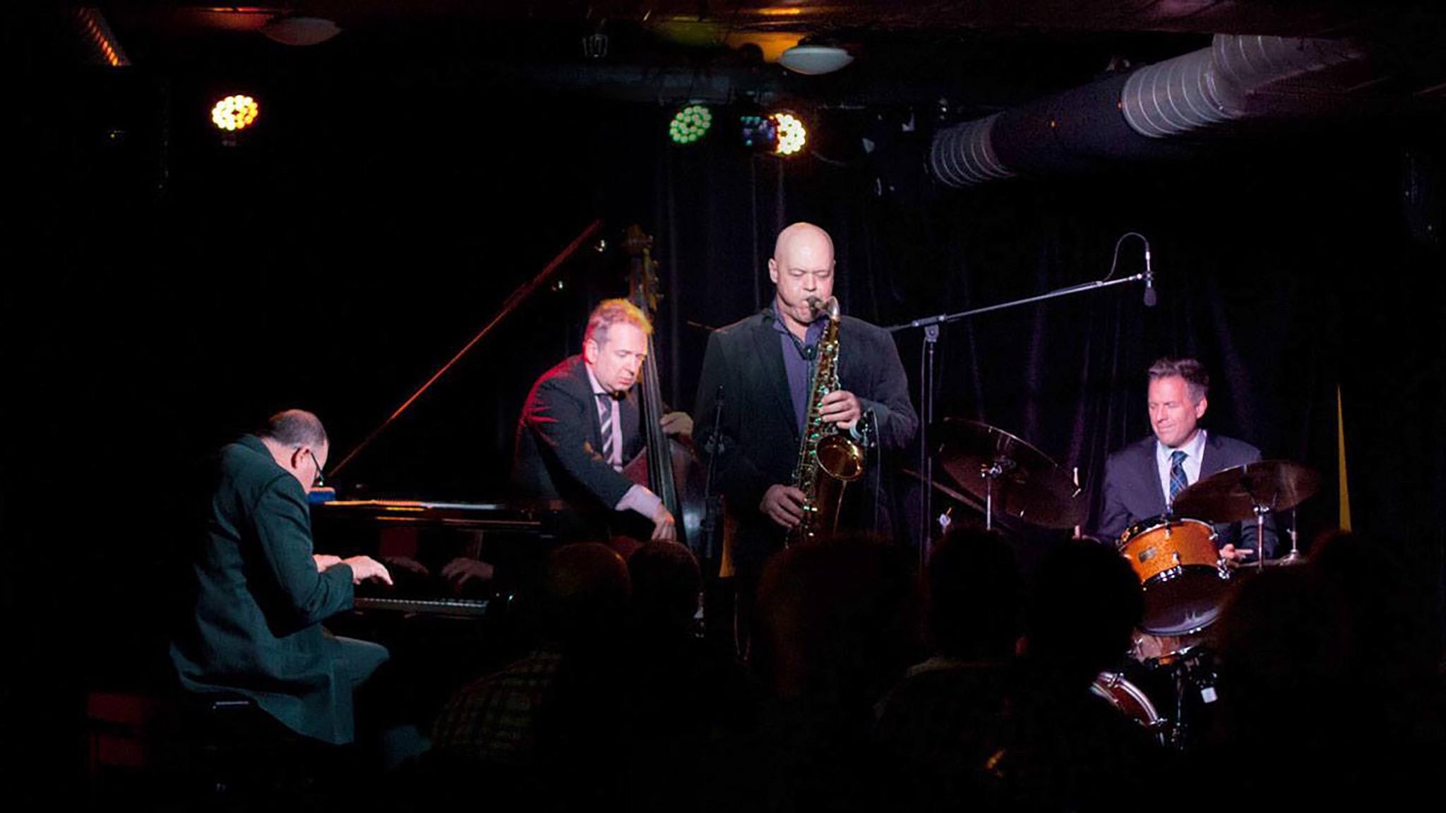 Joe Farnsworth Prime Time Quartet