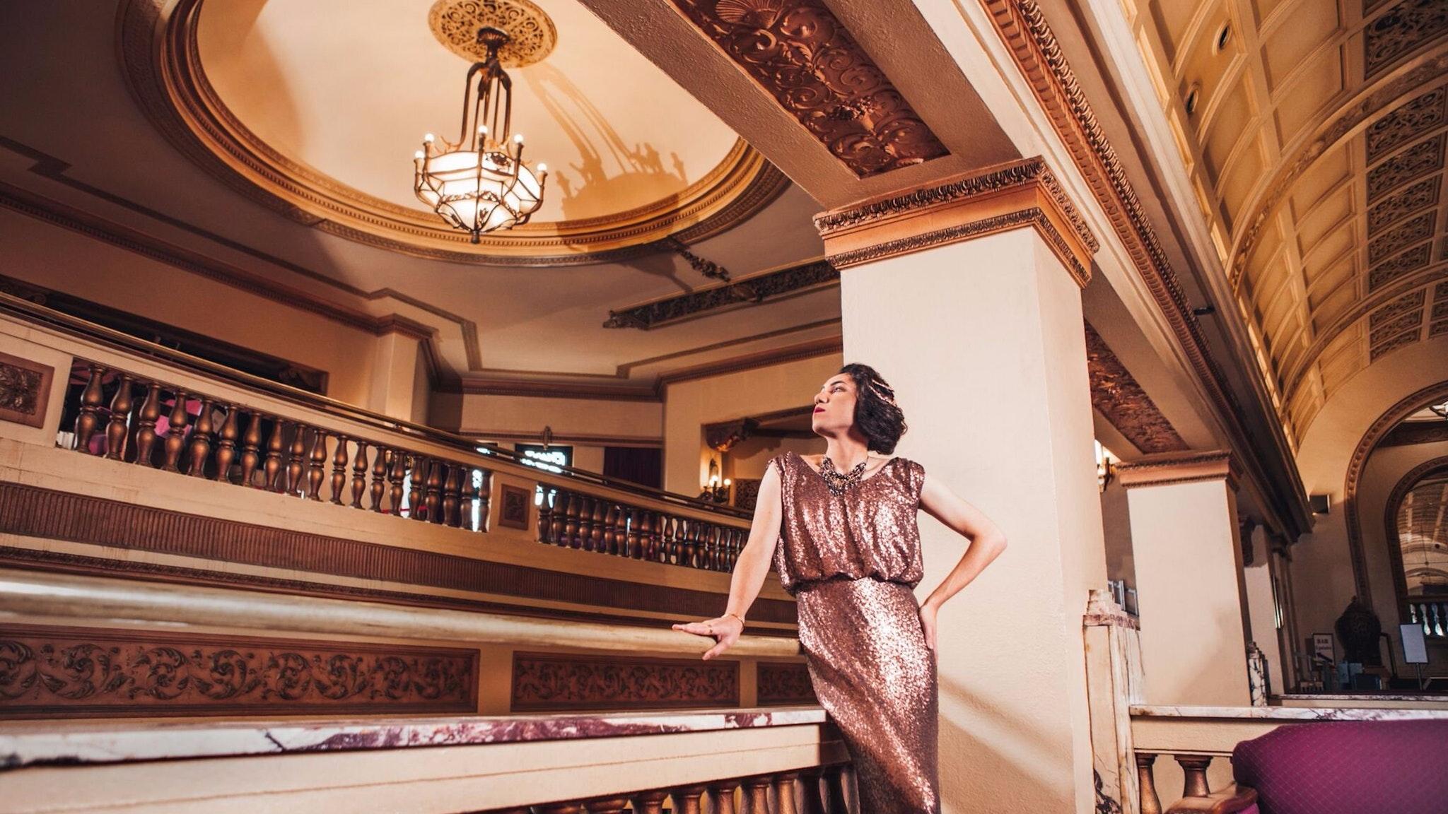 Mama Alto at the National Theatre