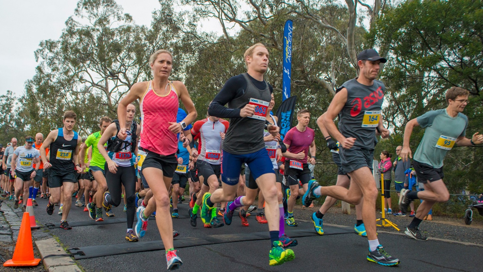 HOKA ONE ONE Trail Running Series