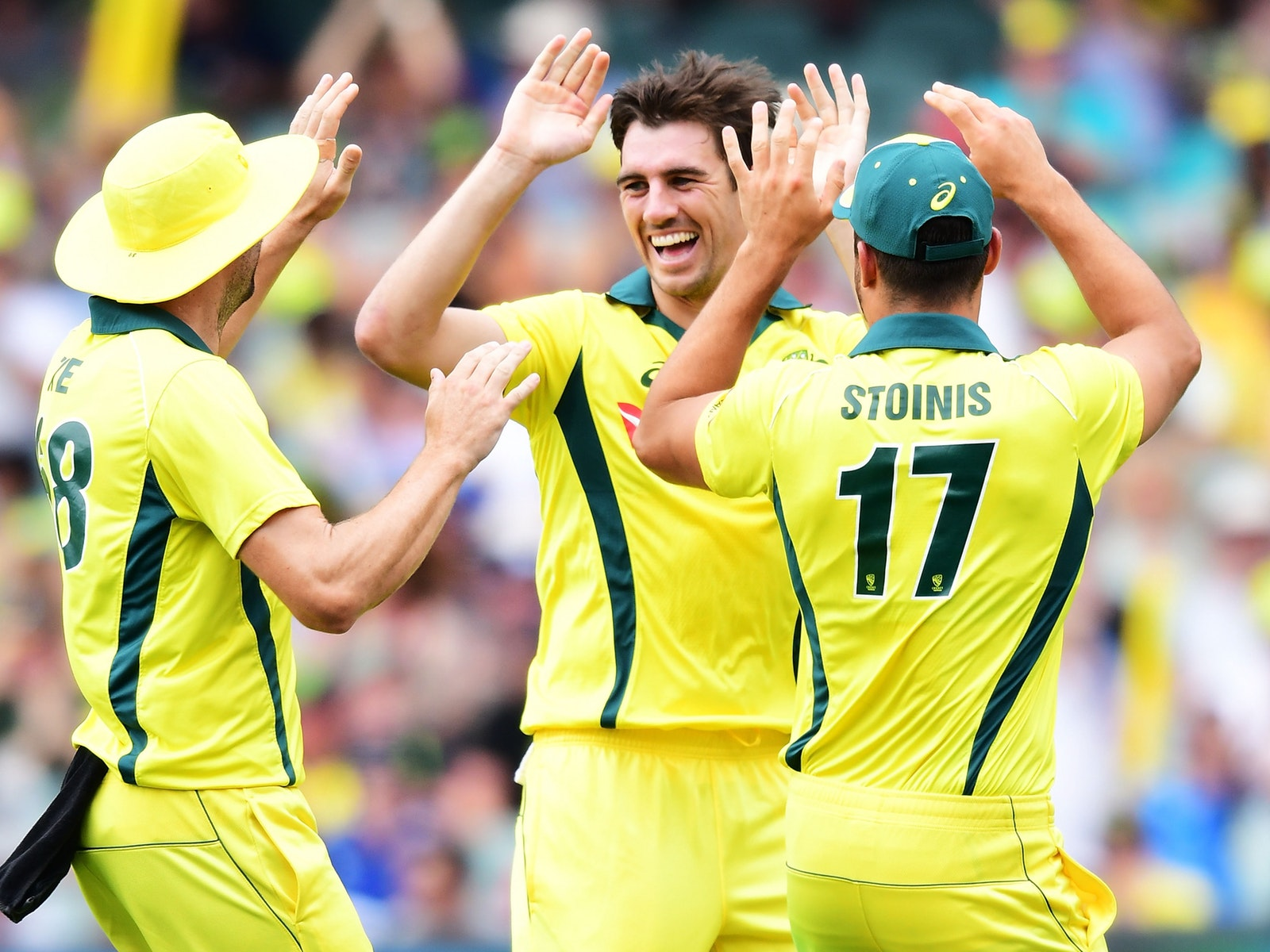 Gillette ODI, photos Getty Images