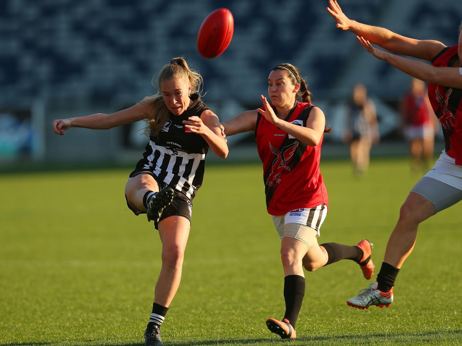 AFL 2016 Womens - Geelong v Knox