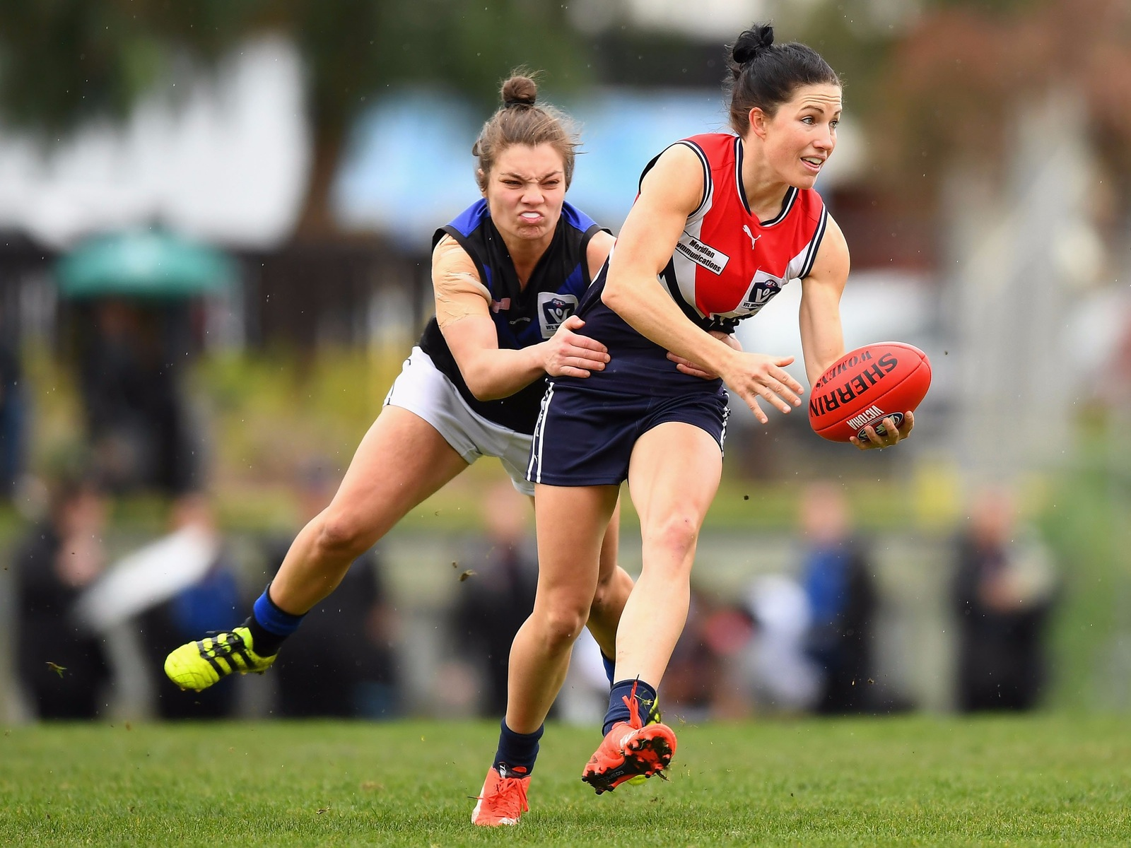 VWFL Grand Final 2016 - Melbourne Uni vs. Darebin