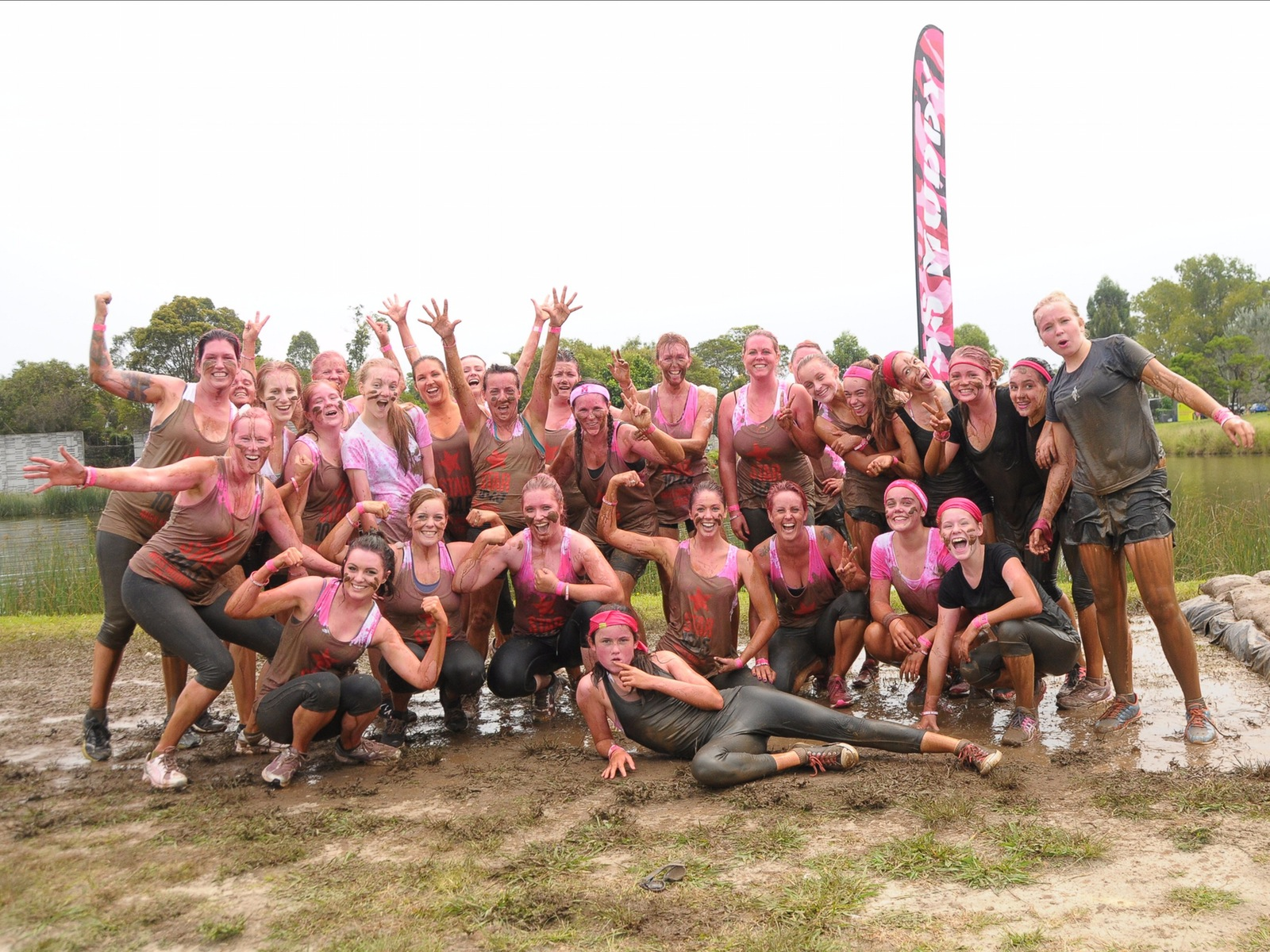 Miss Muddy fun