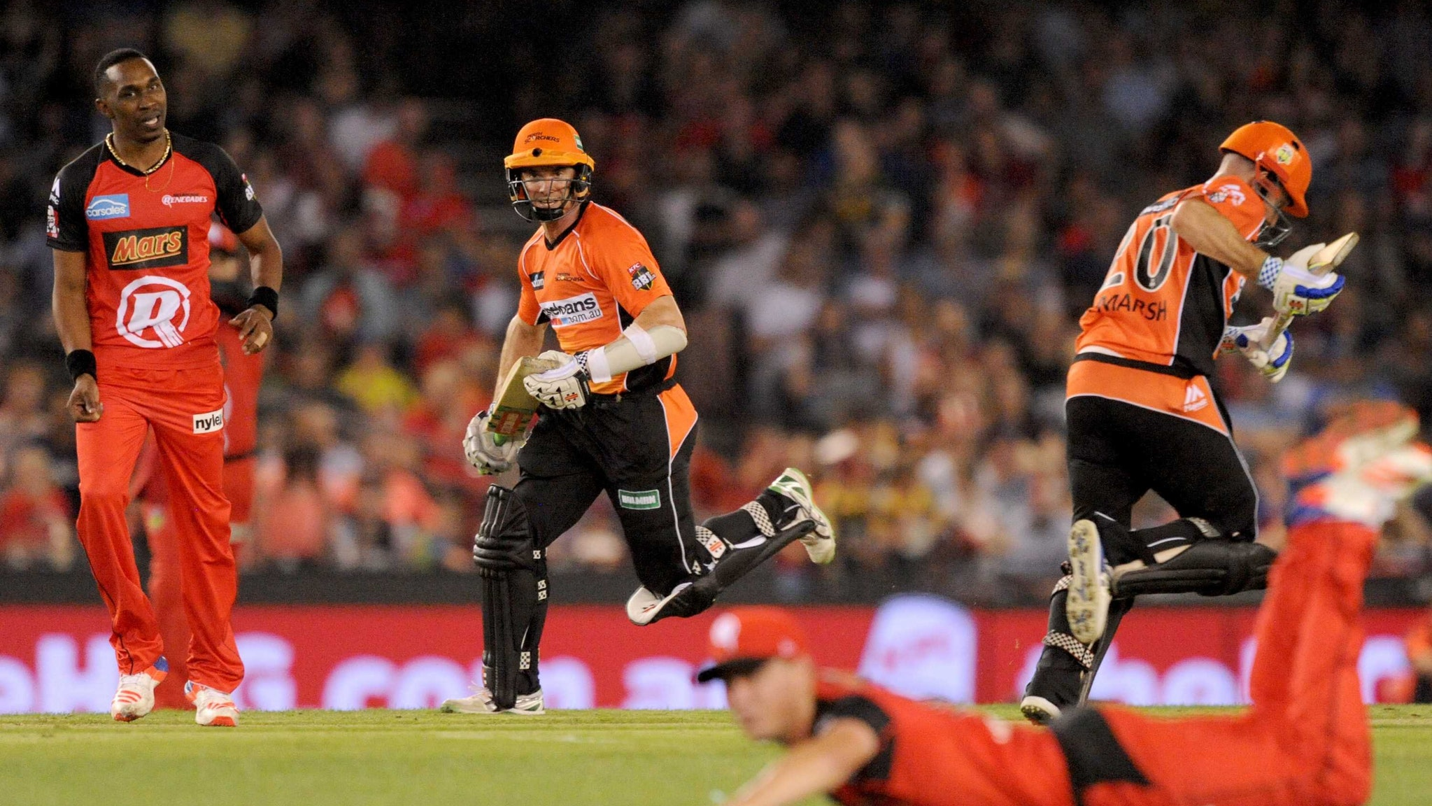 Renegades vs Scorchers