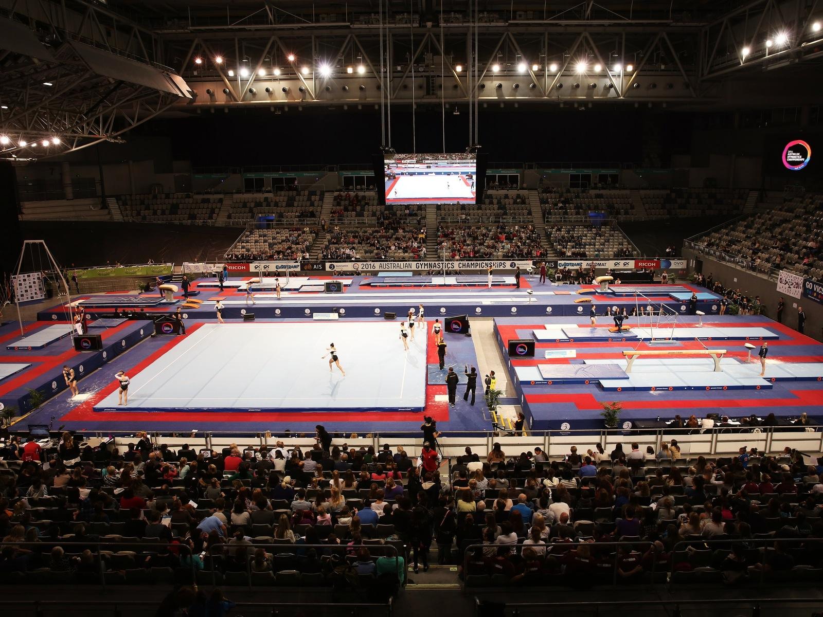 Hisense Arena - Gymnastics
