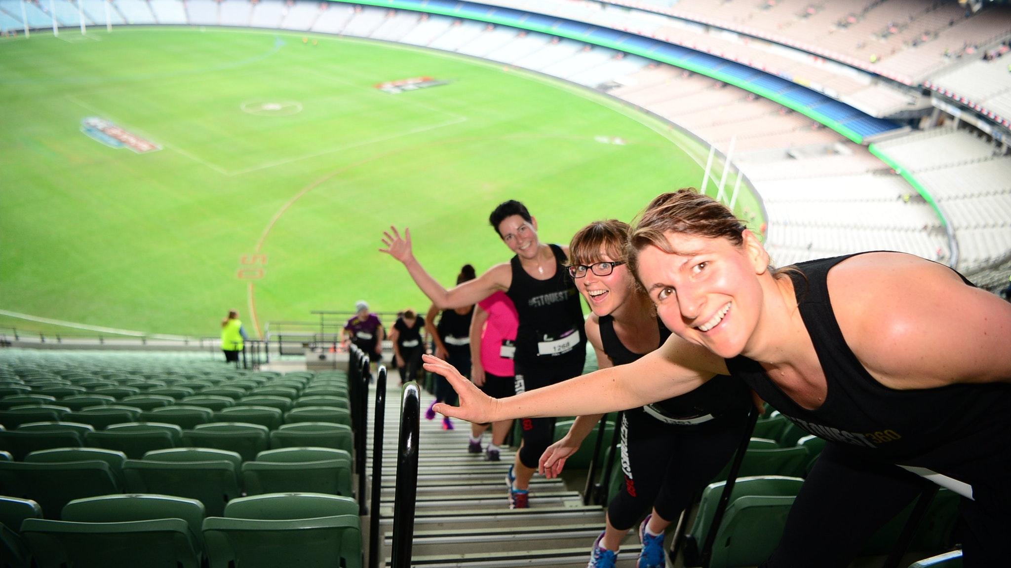 Stadium Stomp MCG