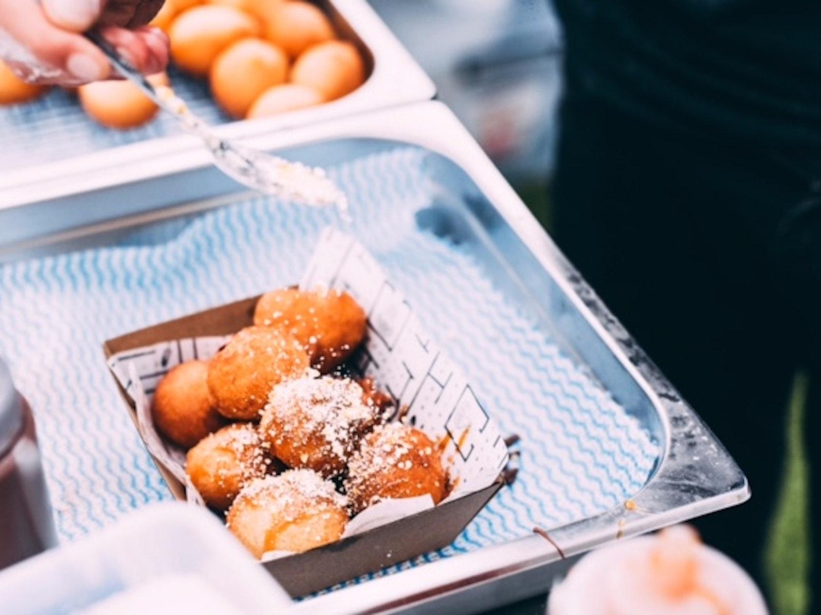 Food Trucks - Timber & Tucker Festival