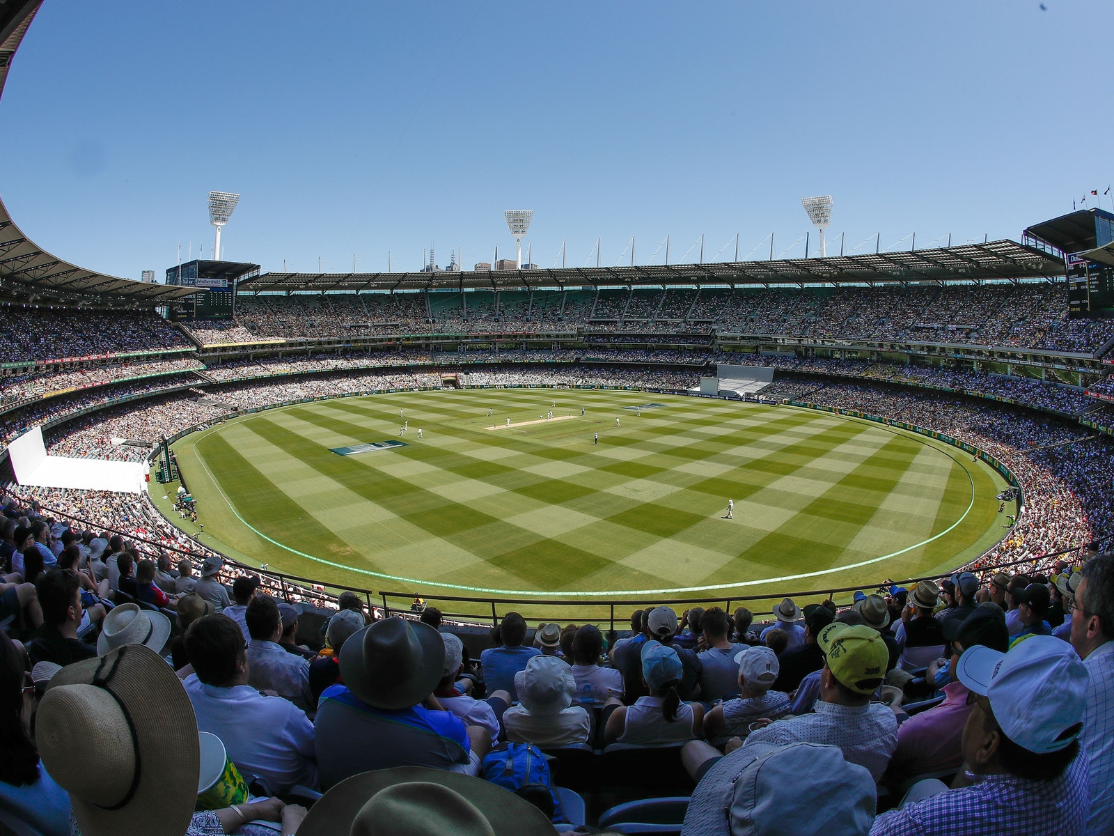 MCG - Boxing Day Test - Photo by Getty Images