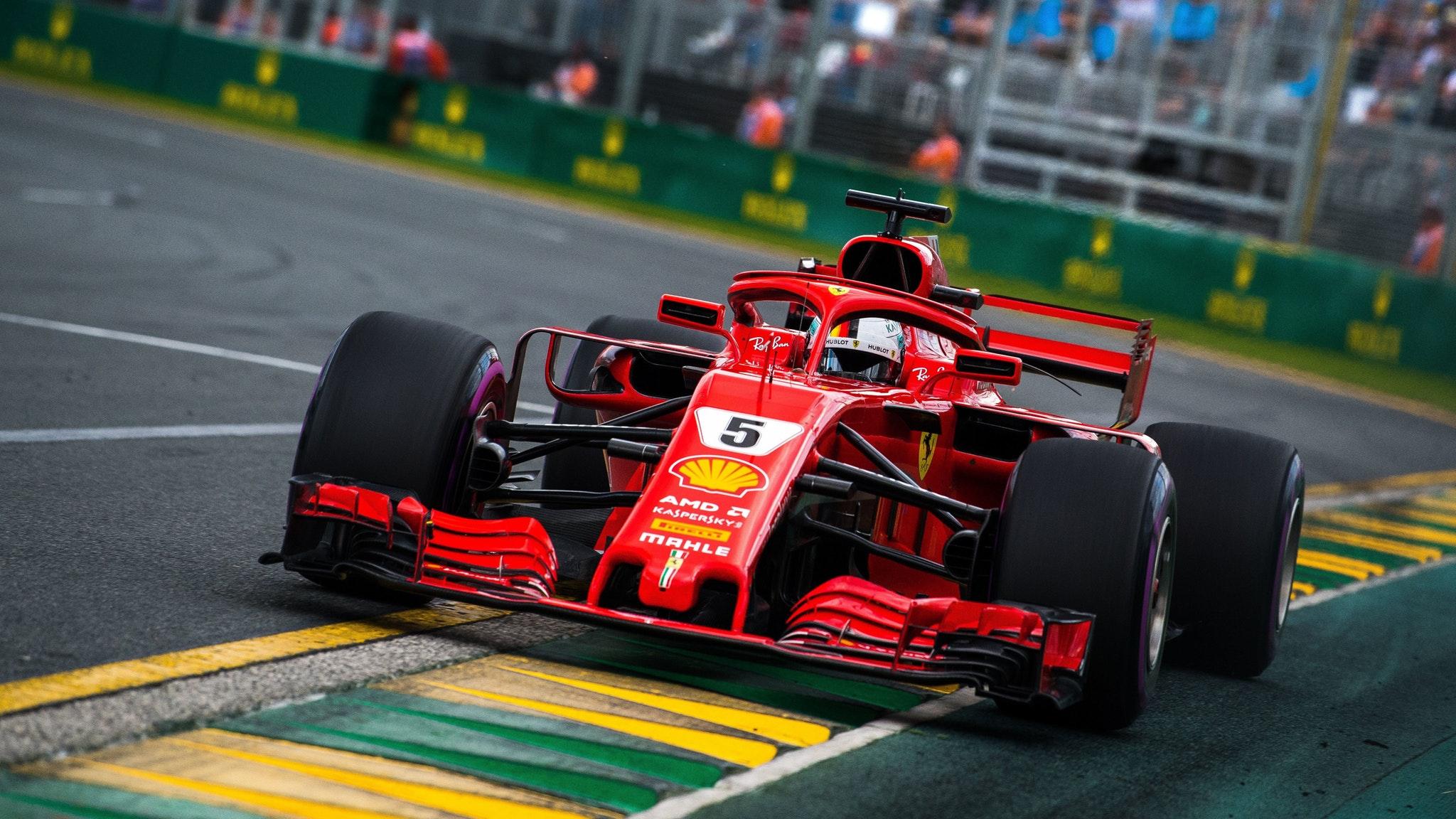 Formula 1 Australian Grand Prix 2020, Event, Melbourne