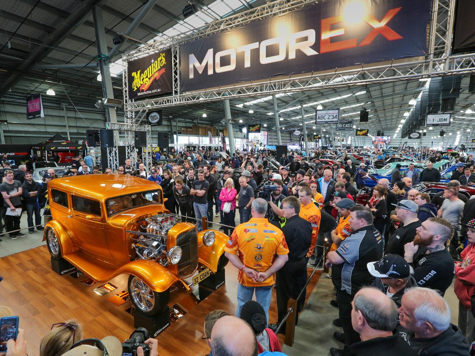 MotorEx Melbourne