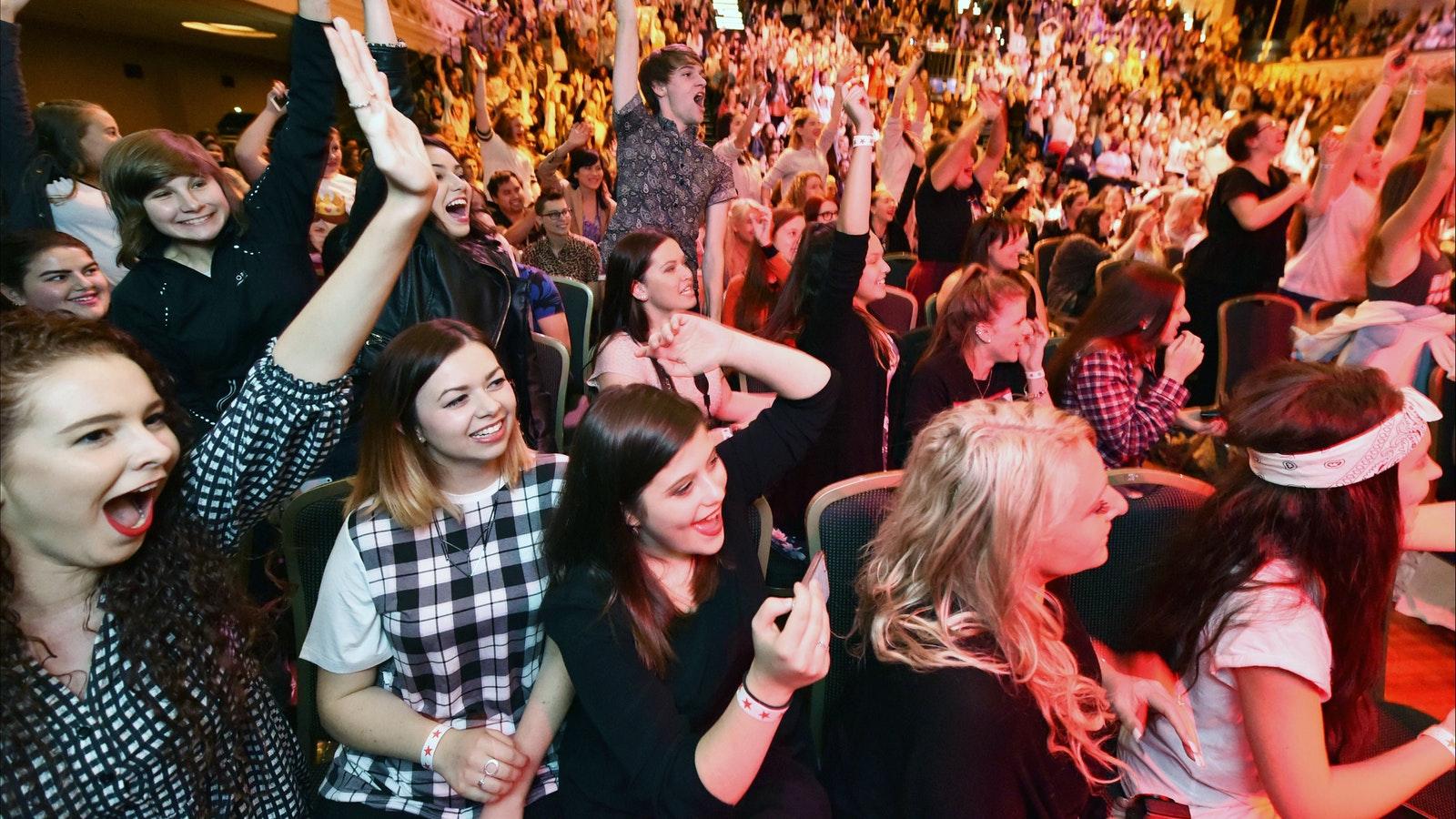 Melbourne International Comedy Festival Weiner Contest
