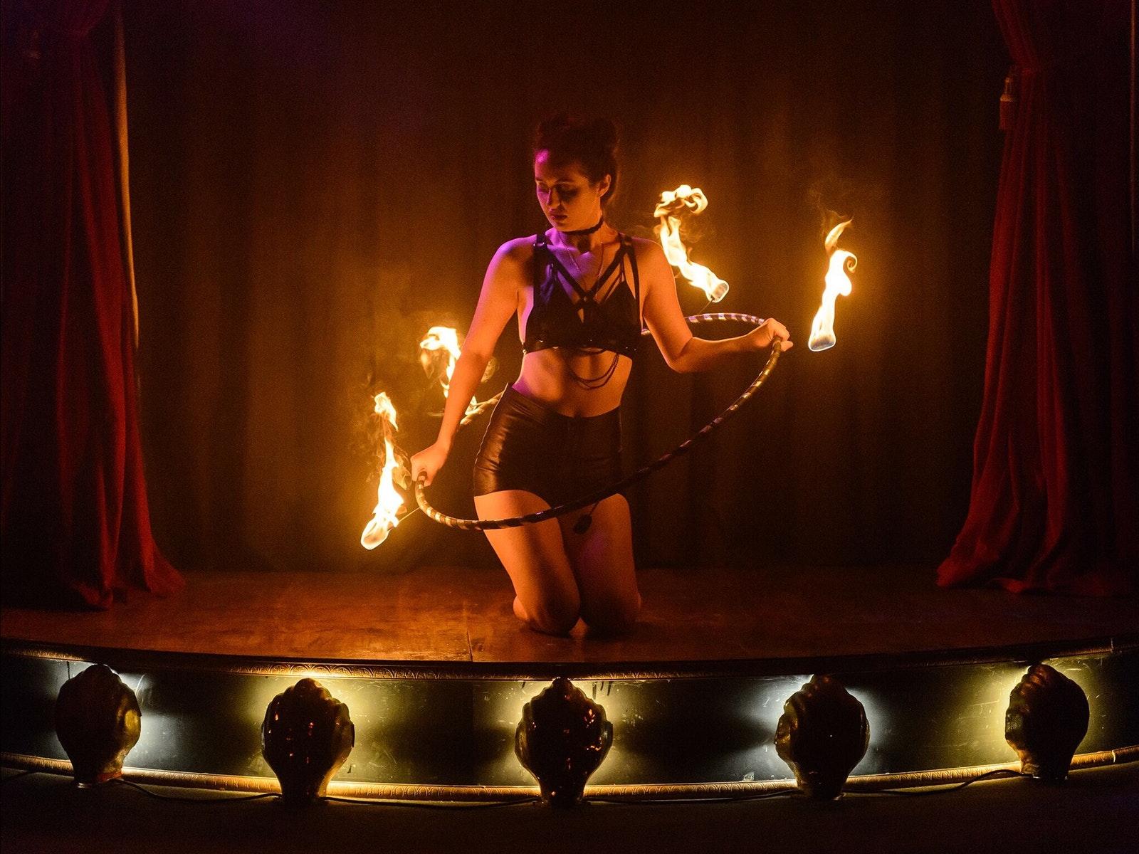 Speakeasy HQ Vaudeville Burlesque
