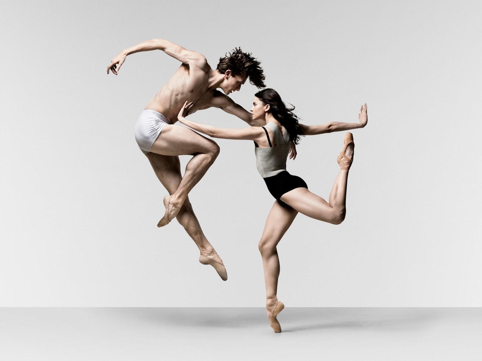The Australian Ballet presents Verve