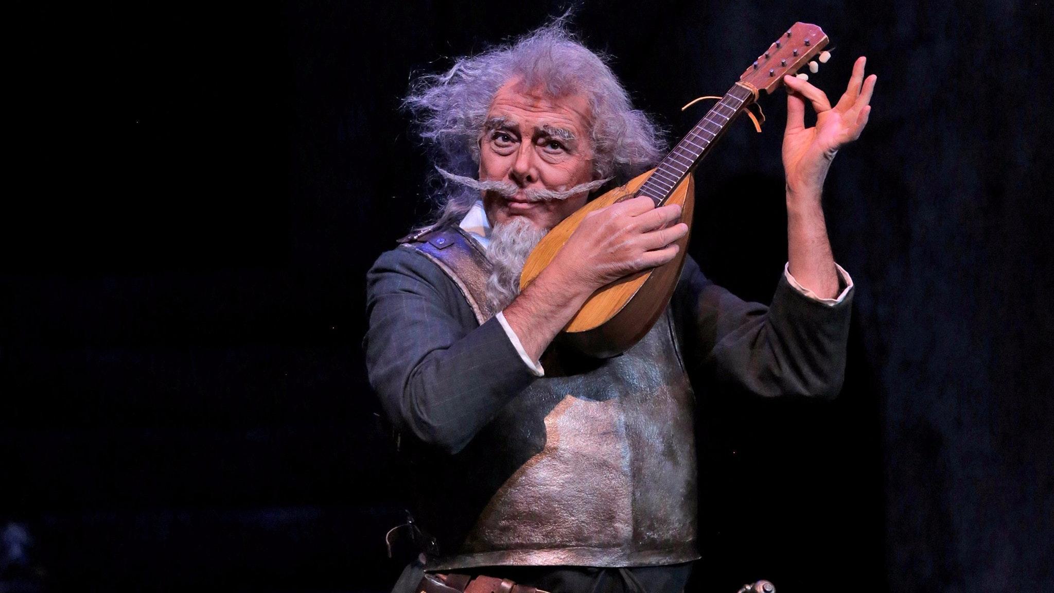 Opera Australia's Don Quichotte