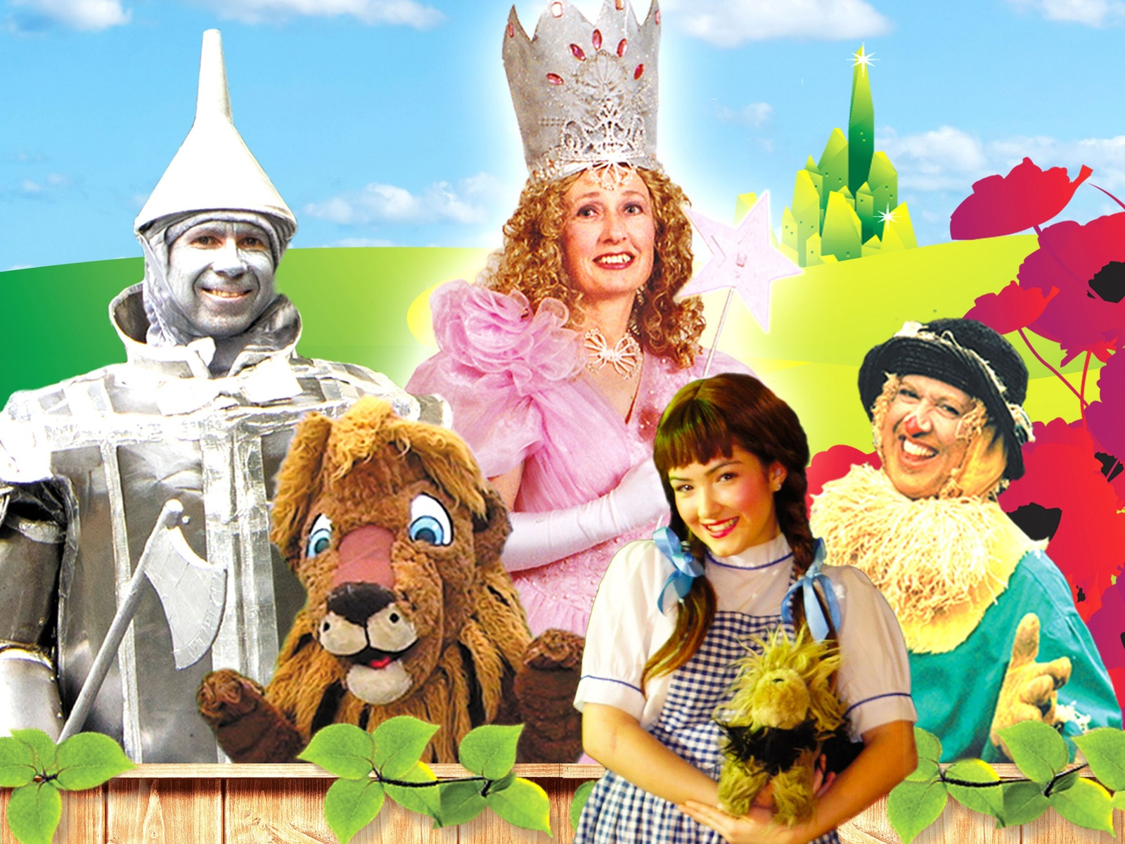 Dorothy & friends