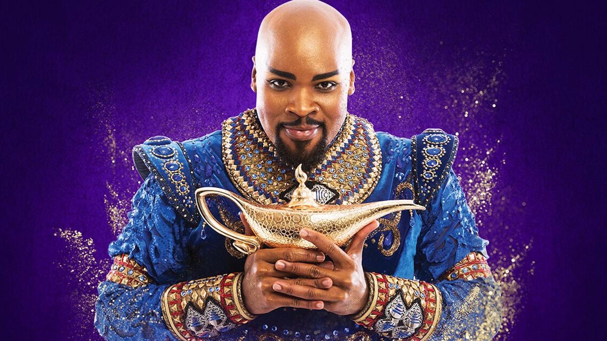 Disney's Aladdin - The Hit Broadway Musical