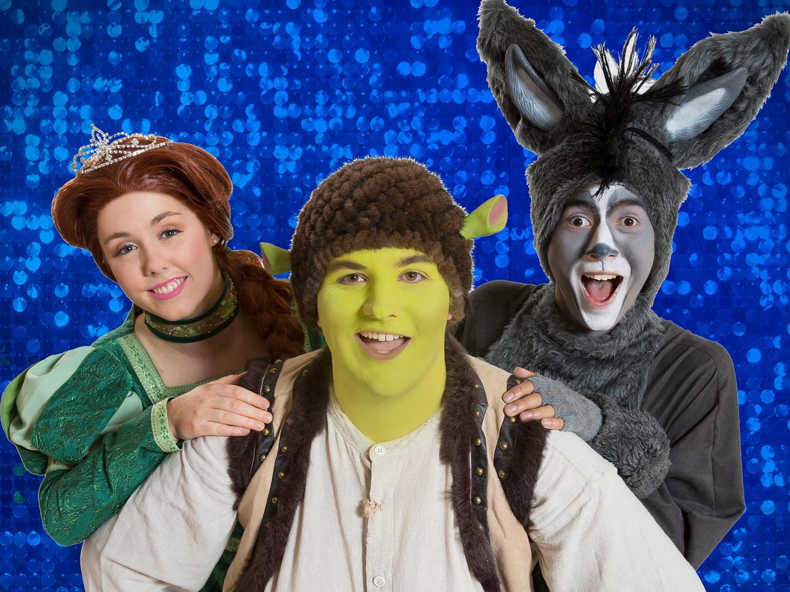 Shrek The Musical. Jr