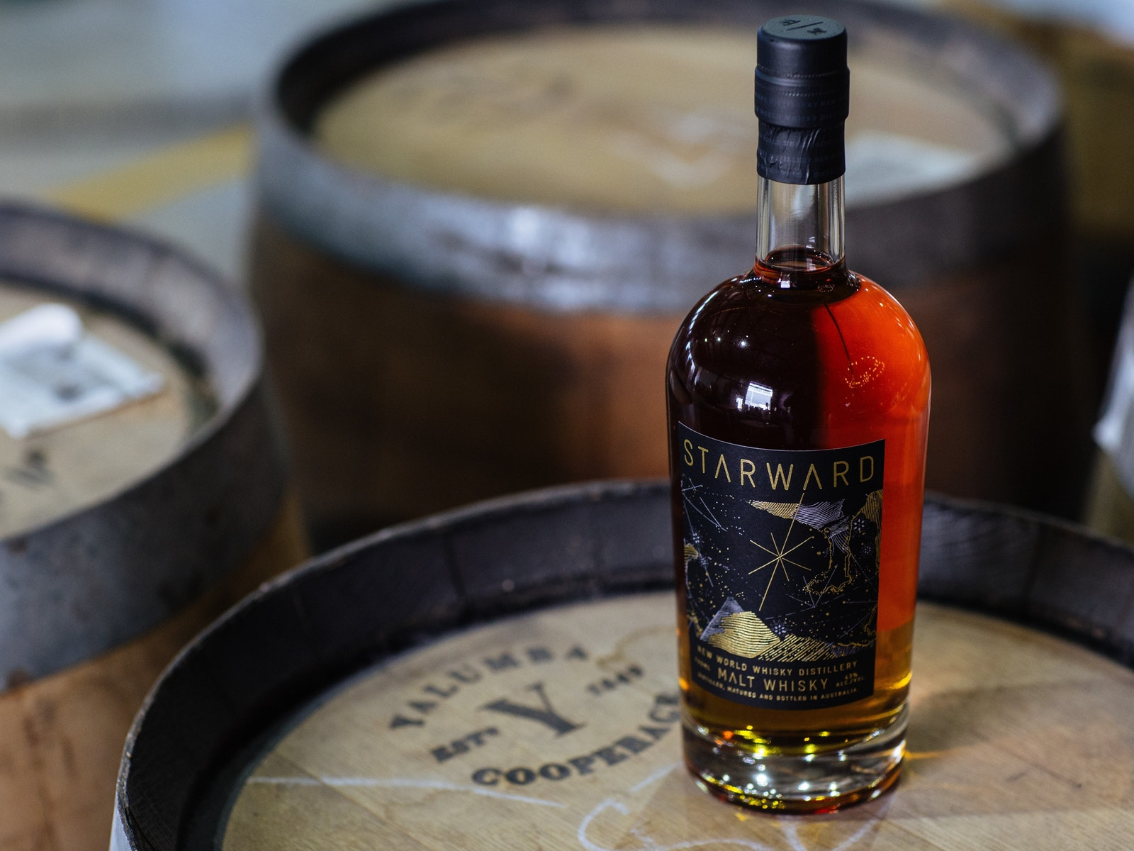 STARWARD Australian Single Malt Whisky