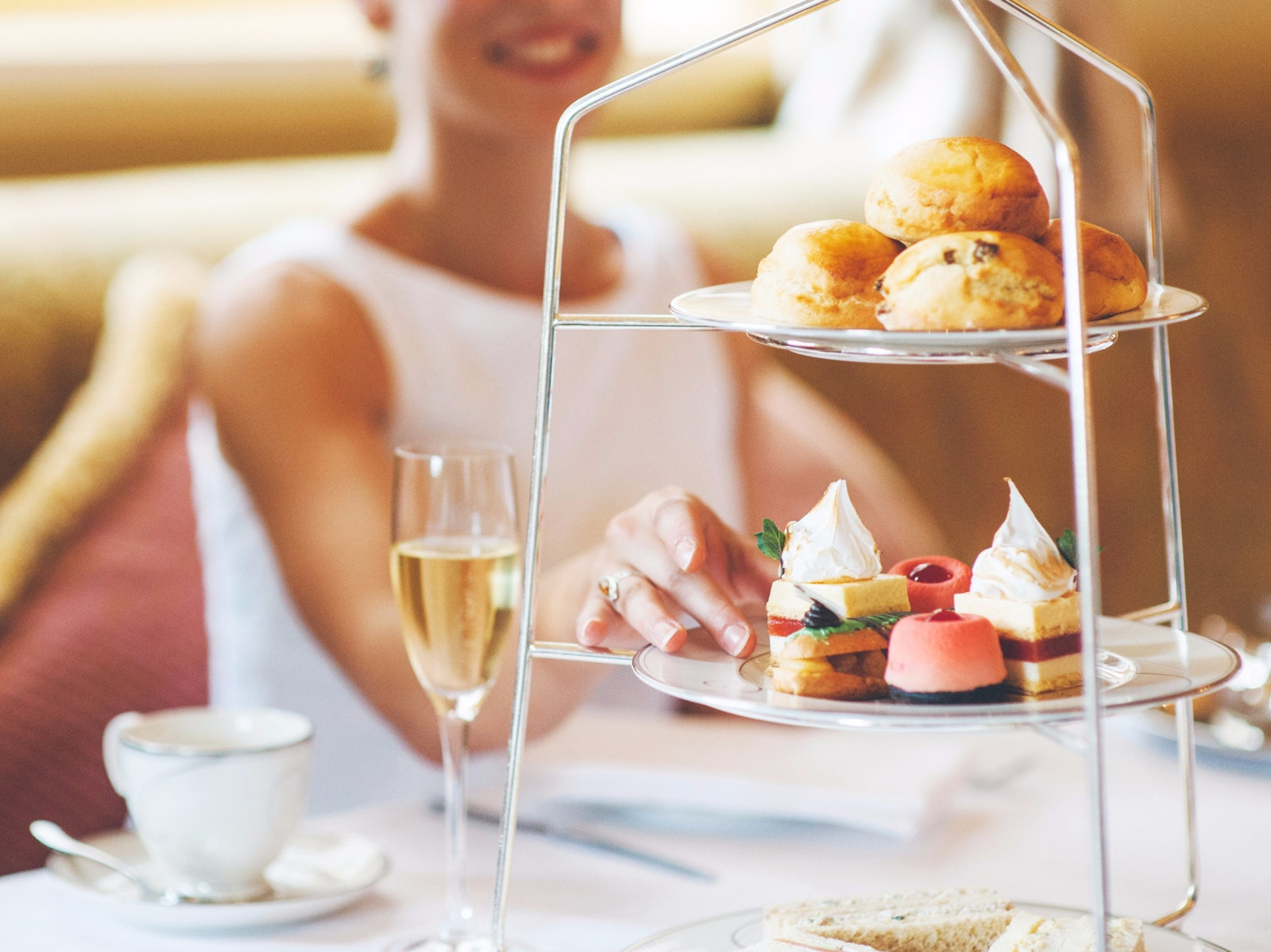 The Hotel Windsor Afternoon Tea