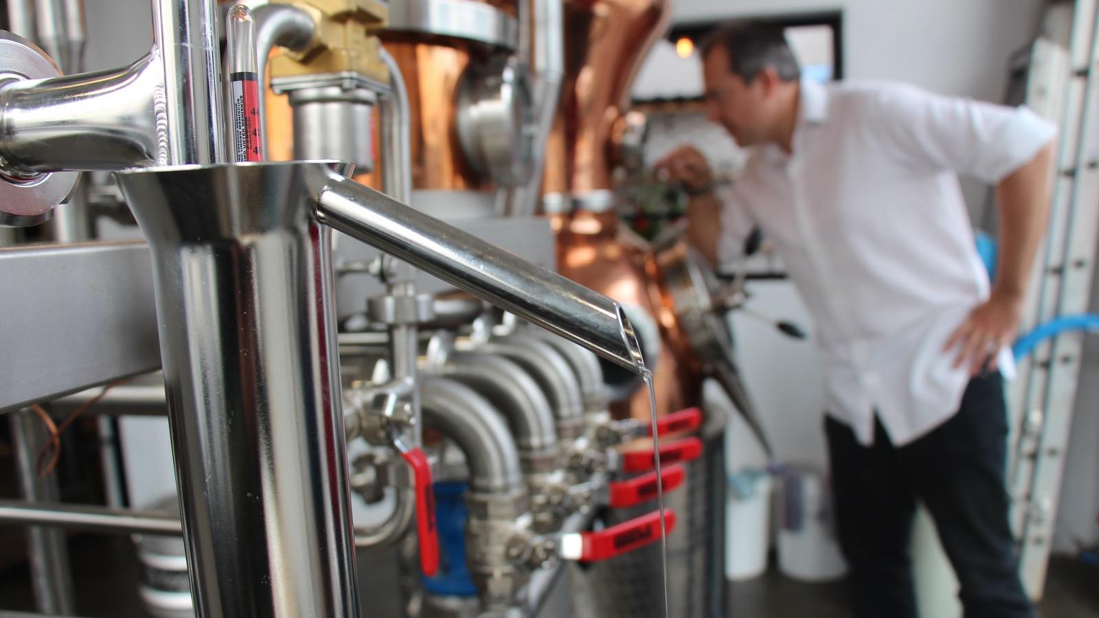 Onsite Distillery