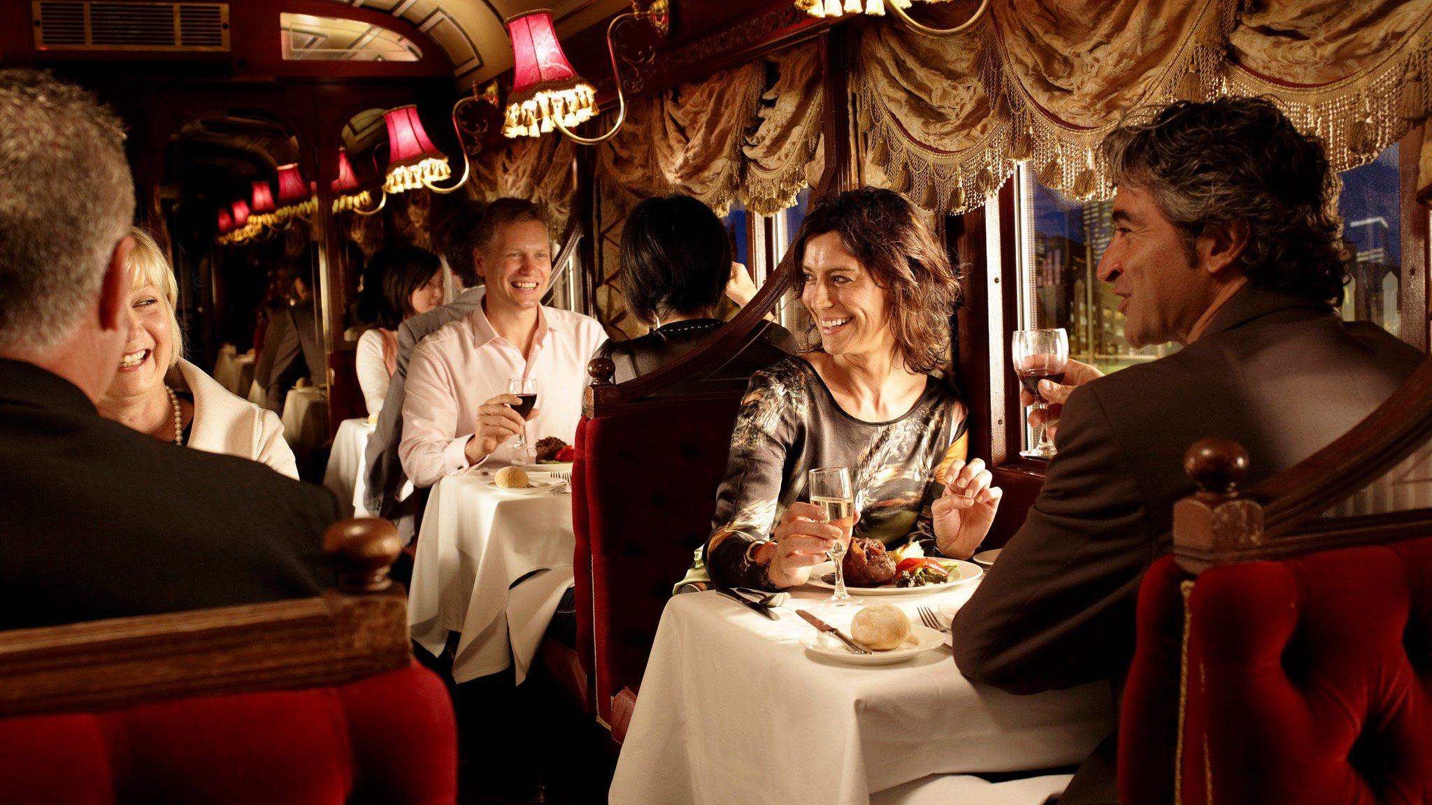 Colonial Tramcar Restaurant
