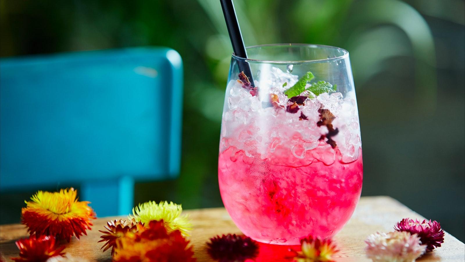 Cocktails at Mukka