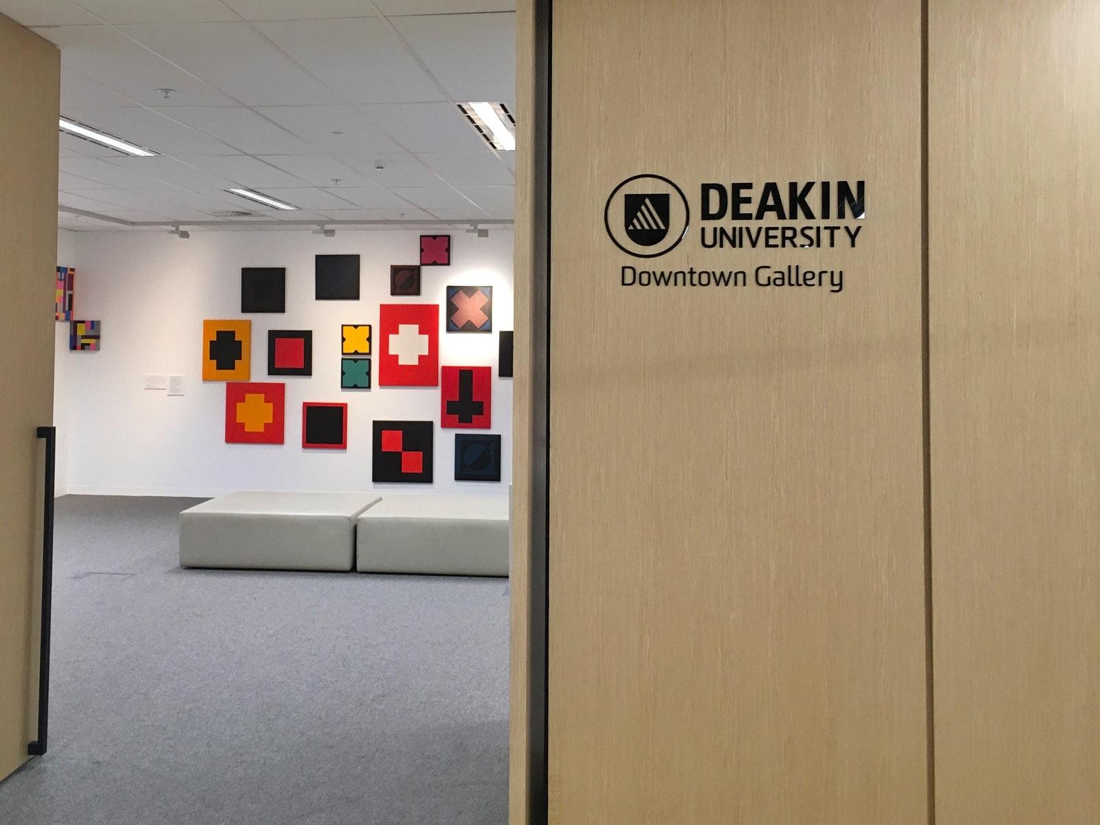 Deakin University Downtown Gallery