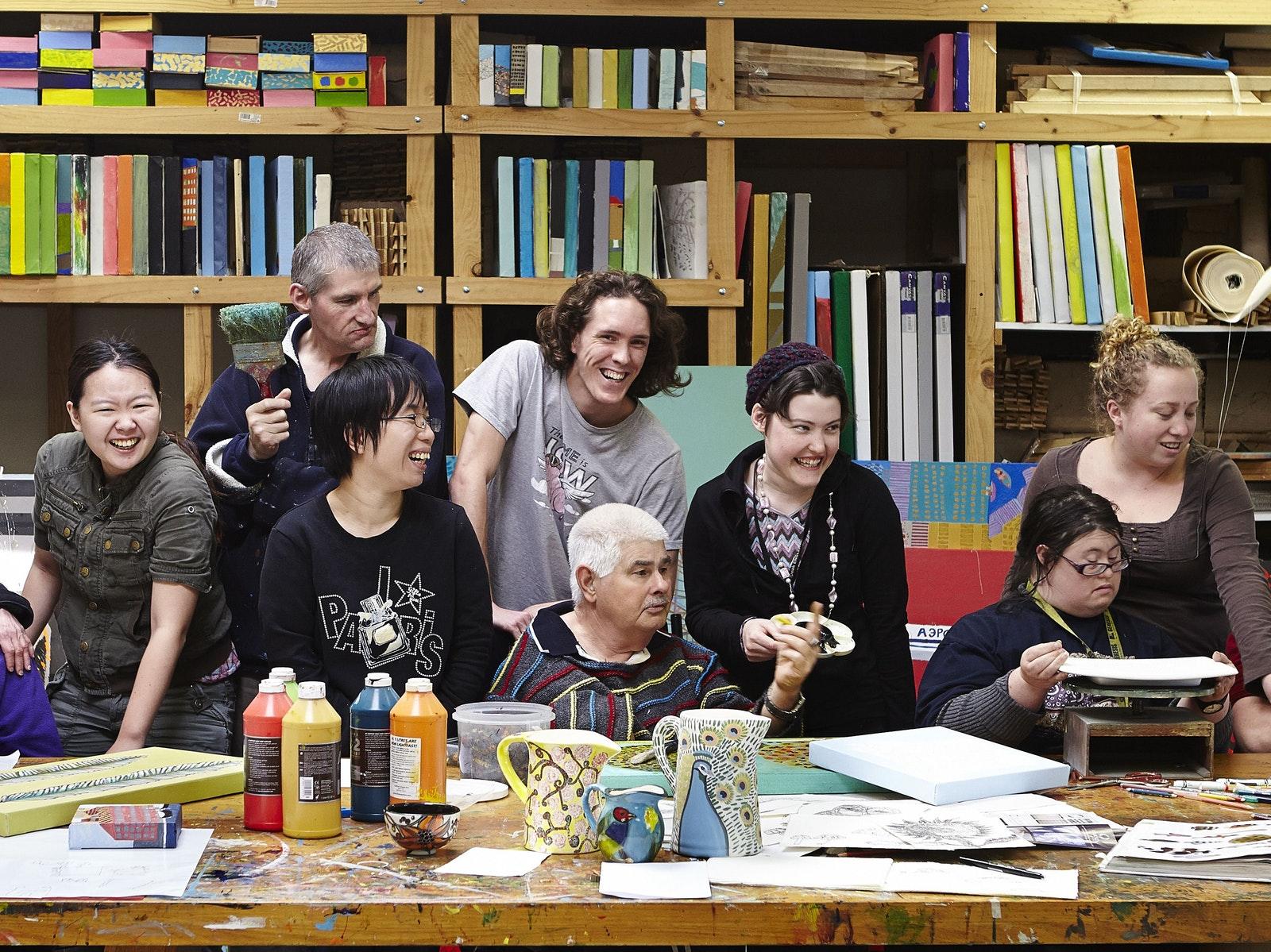 QArt artists