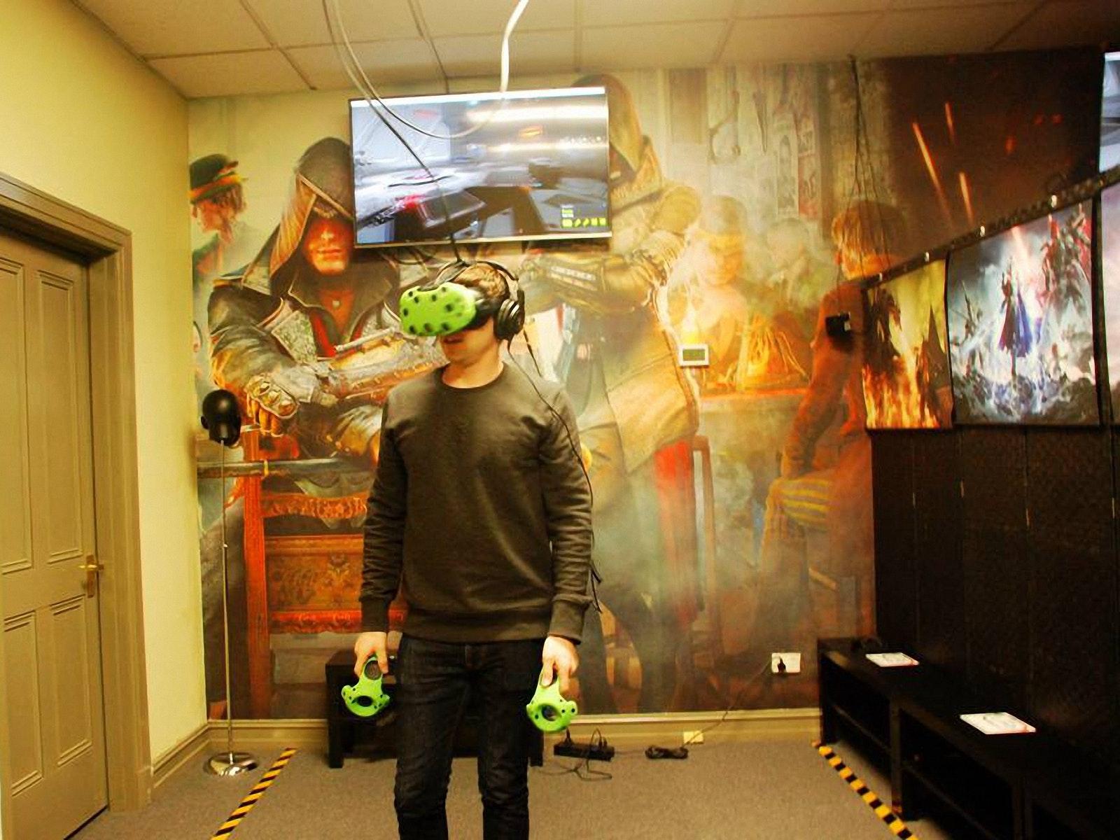 VR Plus Studio   Virtual Reality Arcade in Melbourne