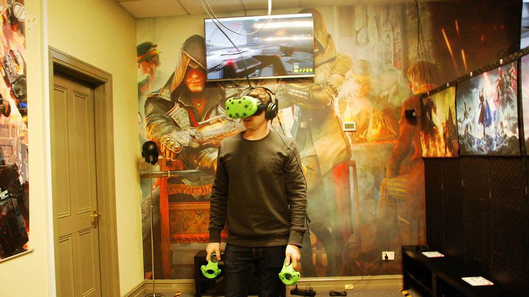 VR Plus Studio | Virtual Reality Arcade in Melbourne