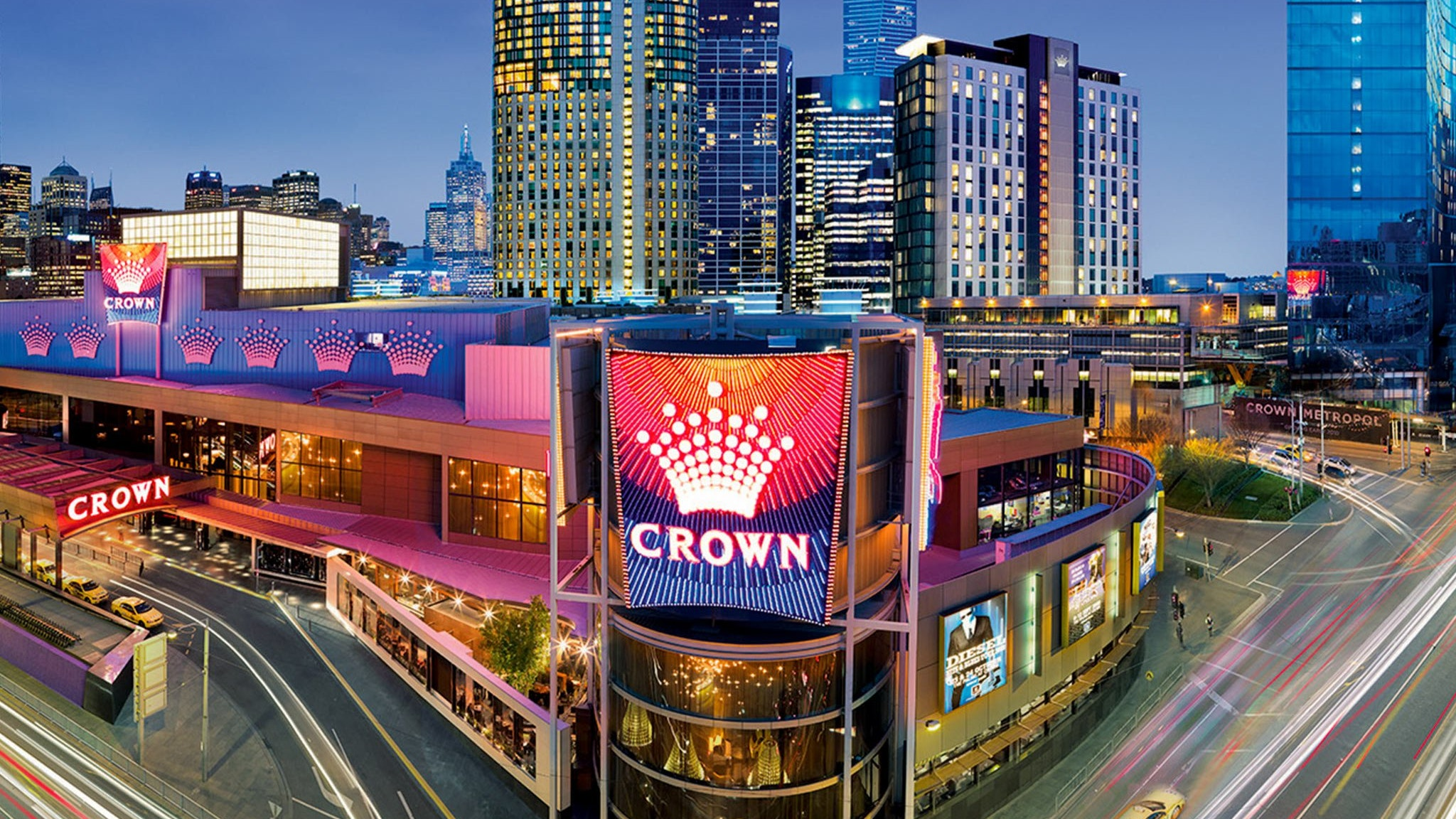 Hotel Near Crown Casino Melbourne