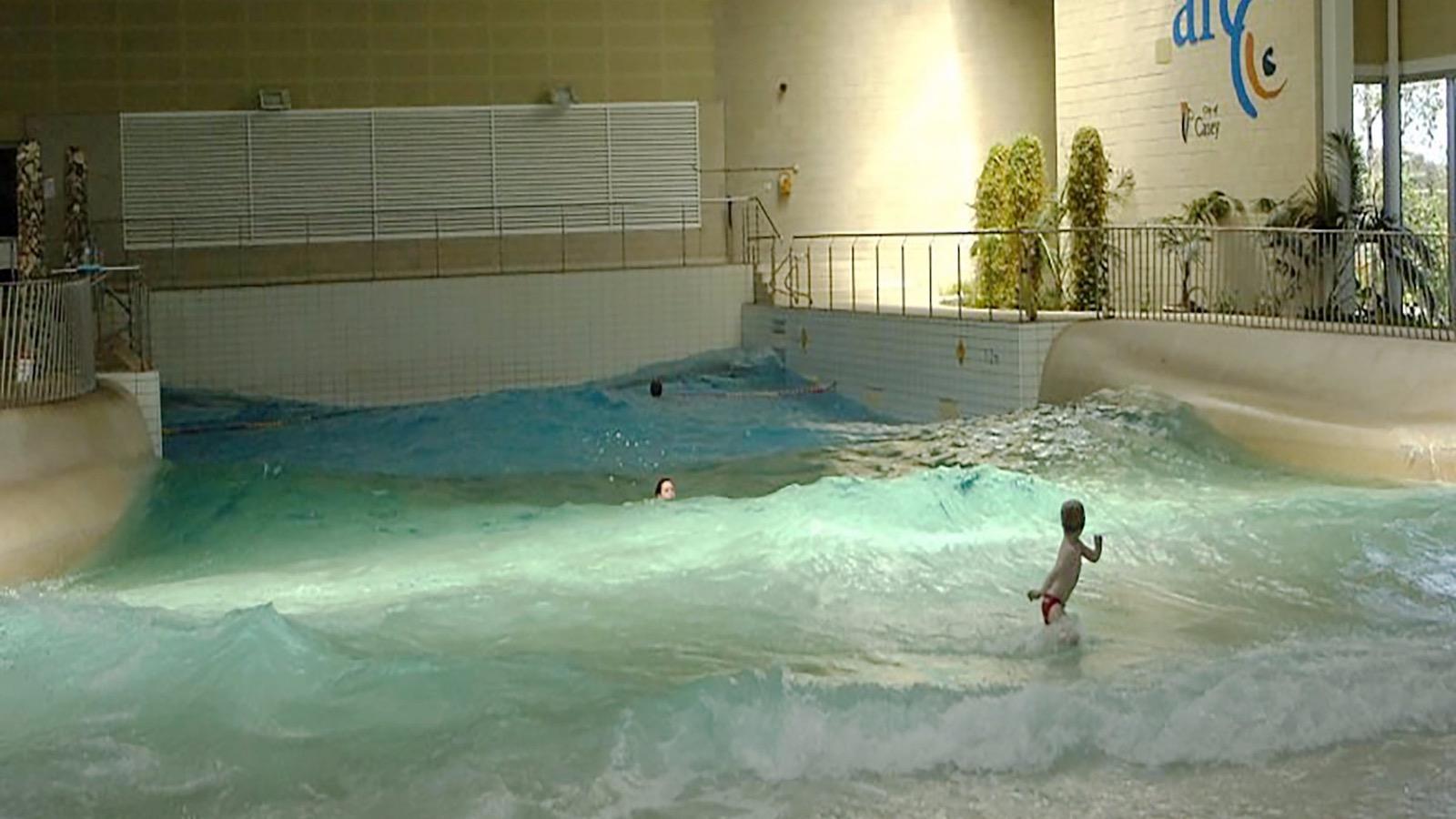 Casey Aquatic And Recreation Centre Casey Arc Attraction Melbourne Victoria Australia