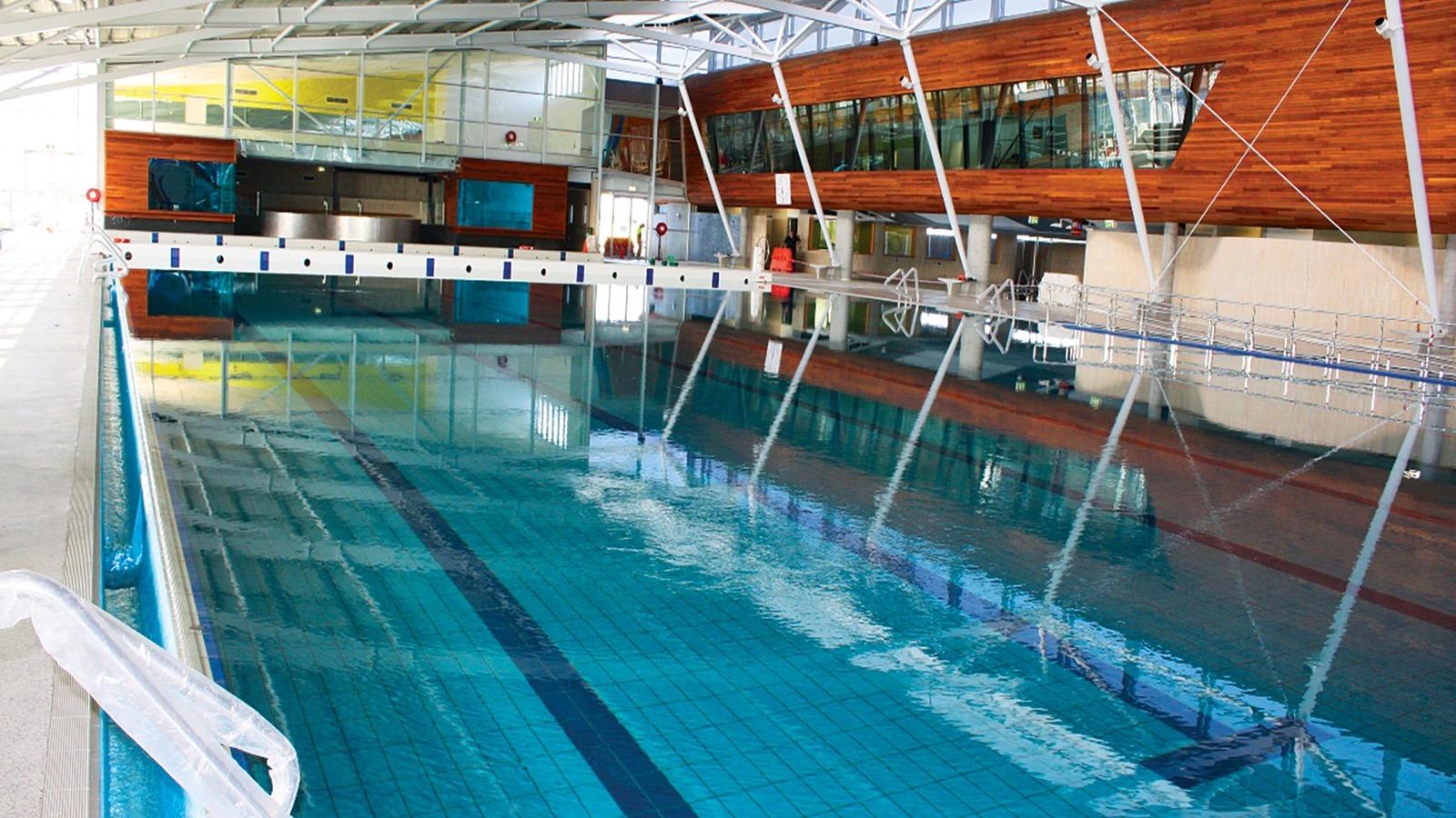 50m Pool