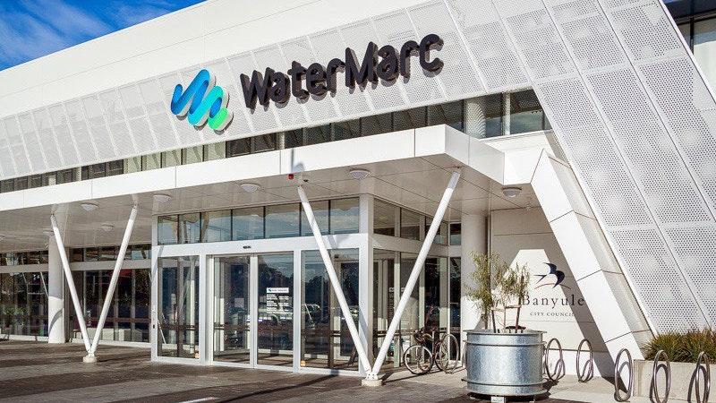 WaterMarc Main Entrance