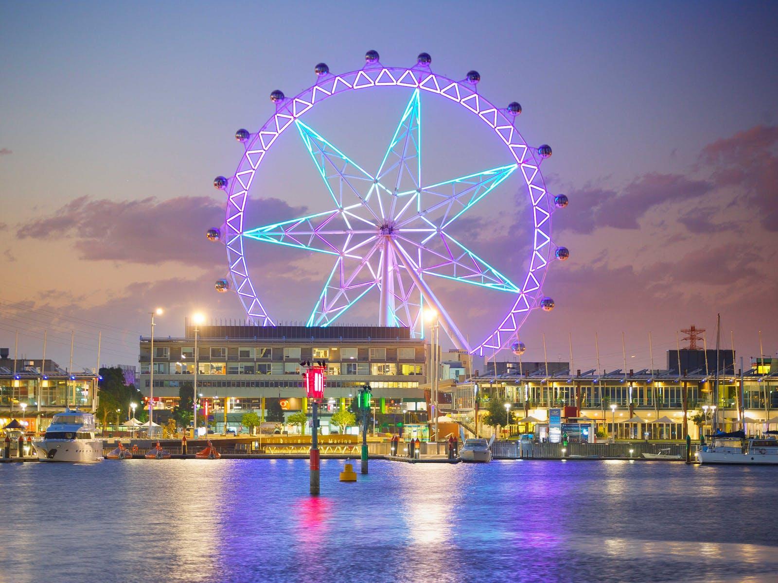 Docklands Destinations Melbourne Victoria Australia